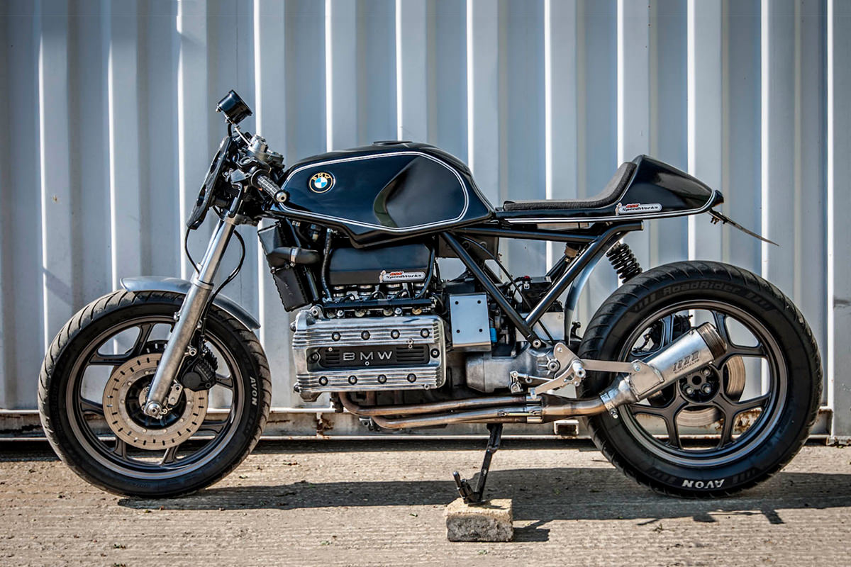 BMW K100RT images #12227