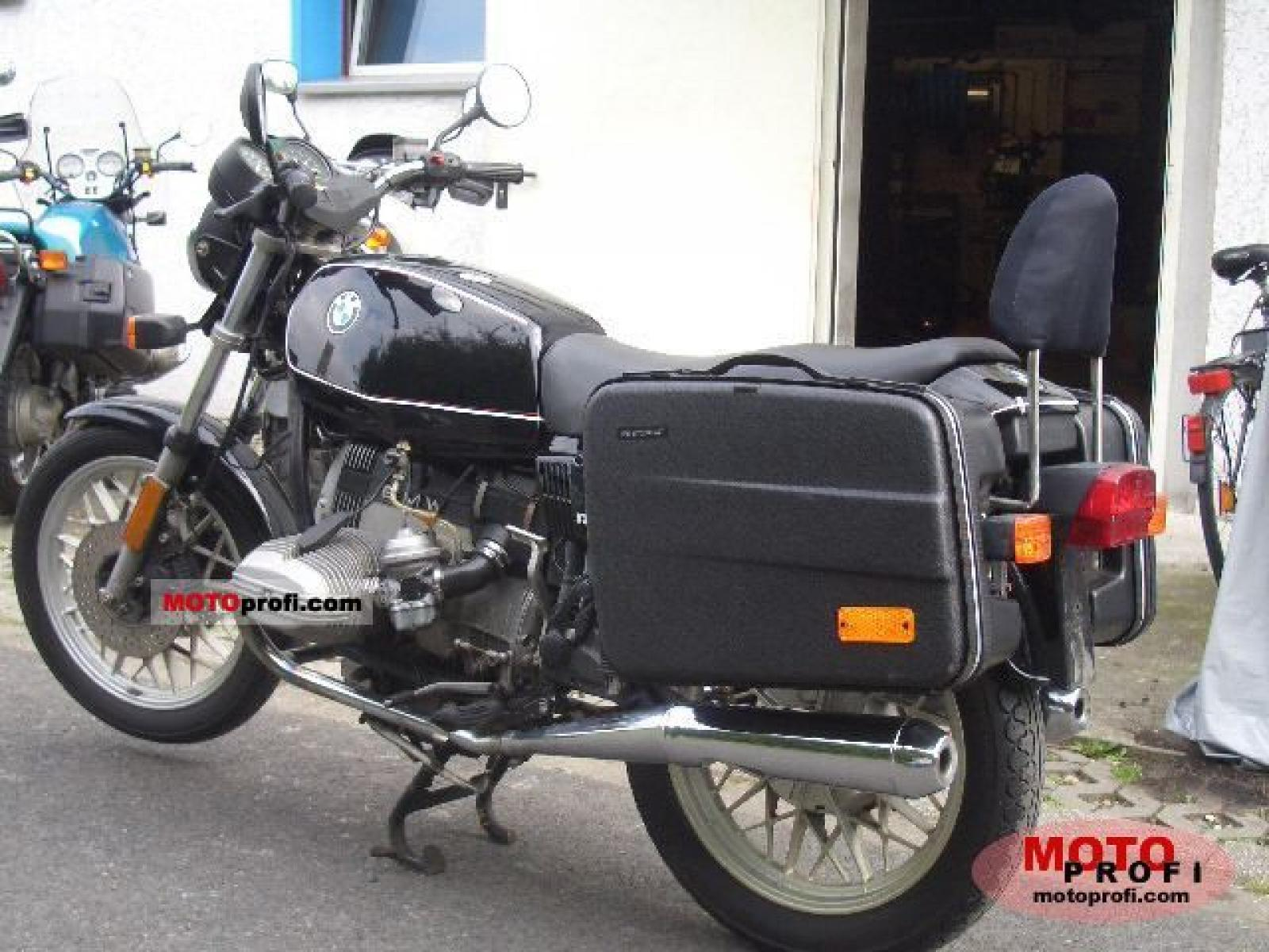 BMW R45 (reduced effect) 1985 images #77160