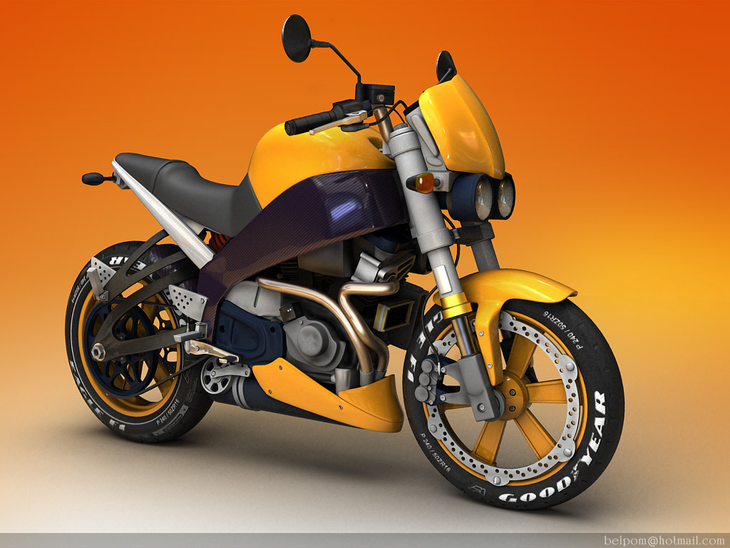 Buell Lightning XB12S images #93918