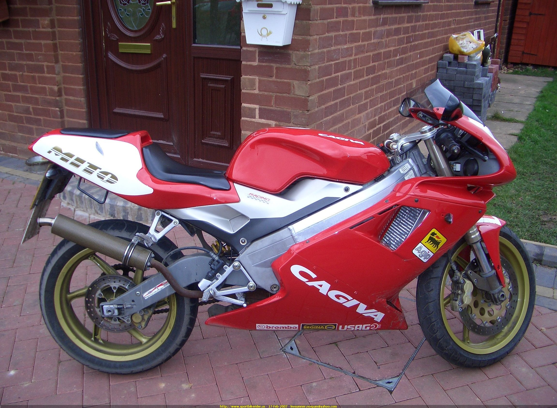 Cagiva Planet 125 1999 images #67376