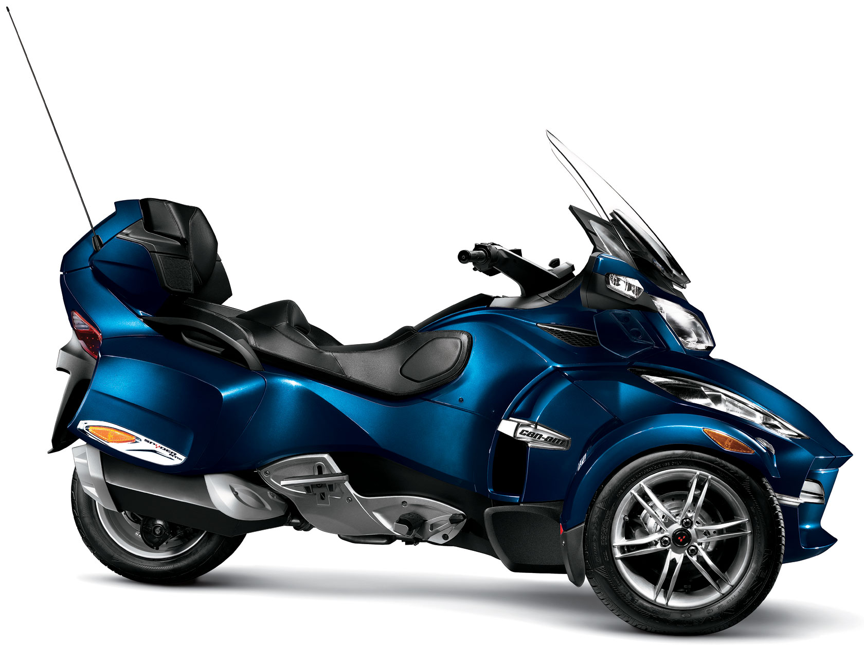 Can-Am Spyder RT-S 2014 images #172317