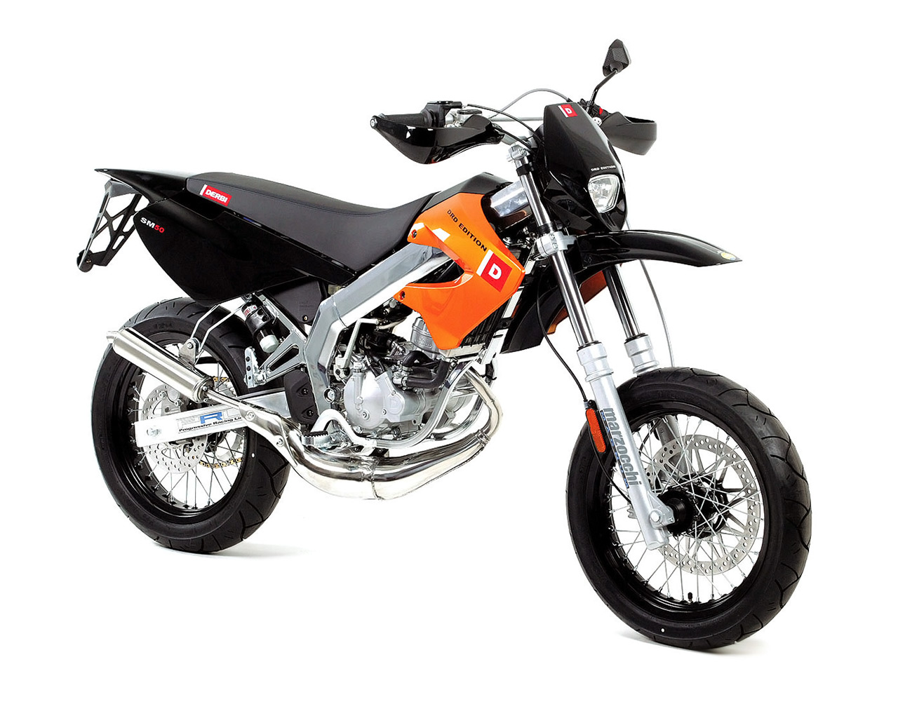 Derbi Senda DRD Evo 50 SM Limited Edition images #71221