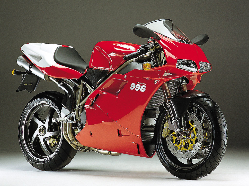 Ducati 916 SPS 1998 wallpapers #11037
