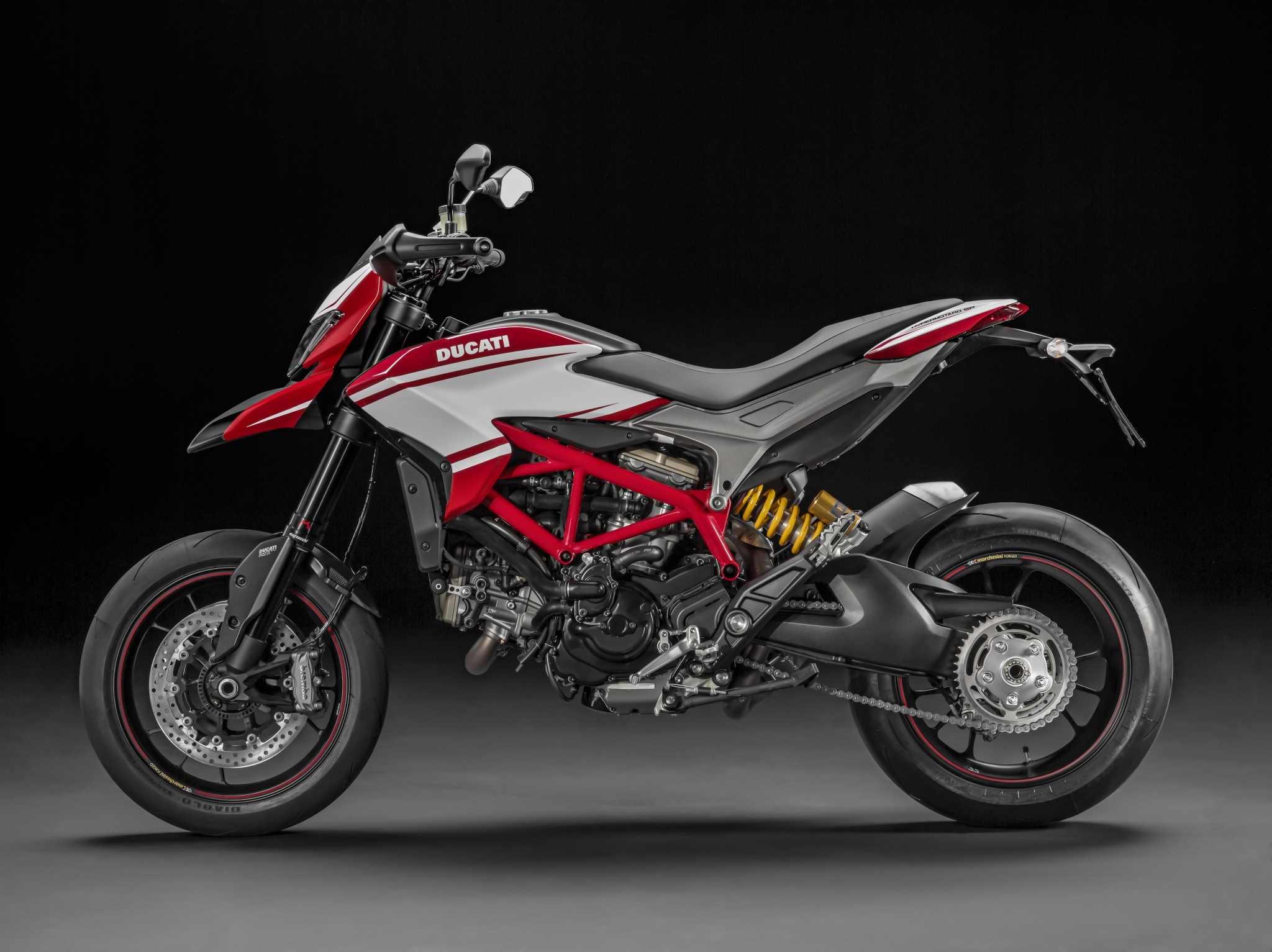 Ducati Hypermotard SP images #79637