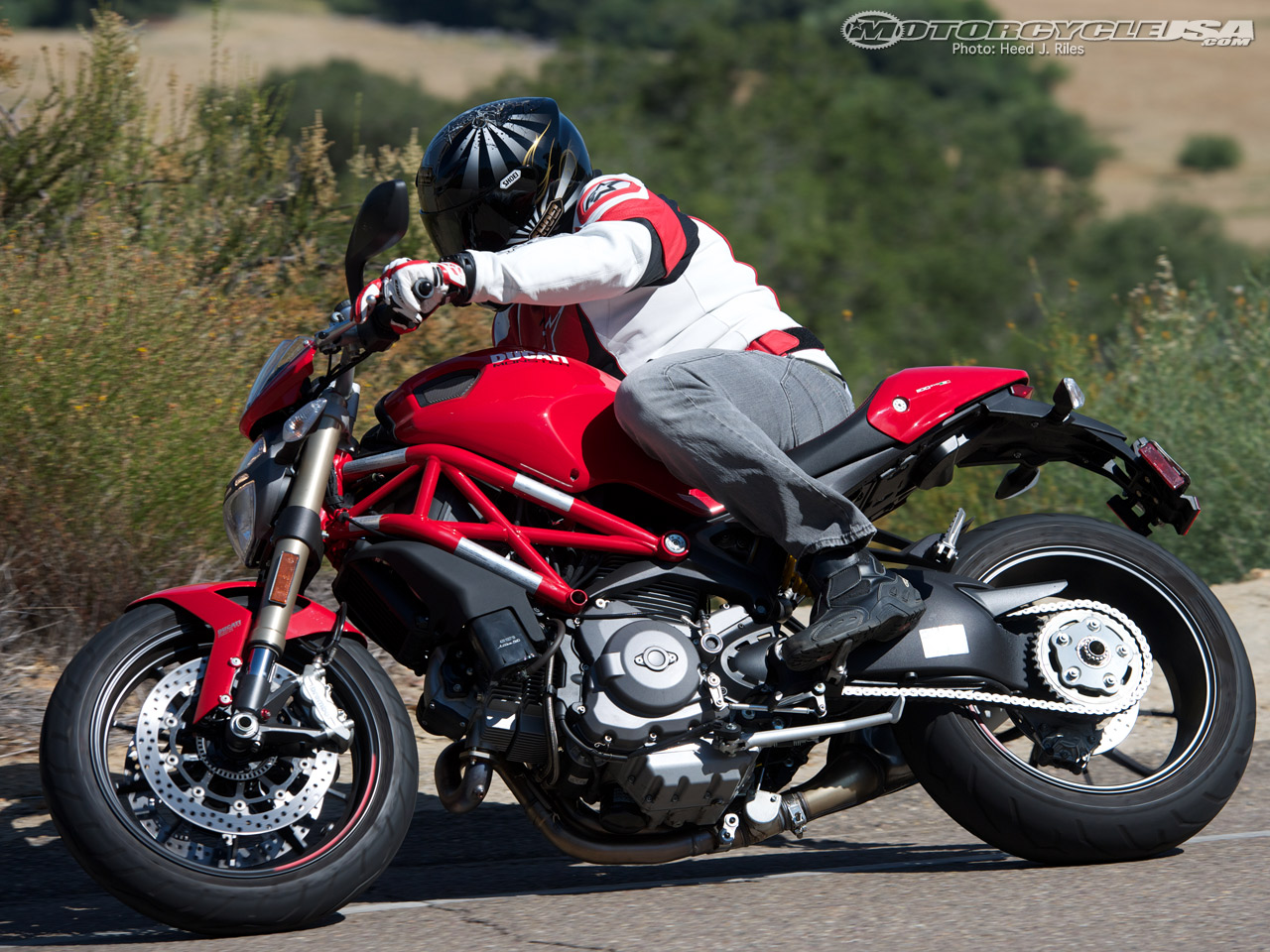 Ducati Monster 1100 EVO wallpapers #33461
