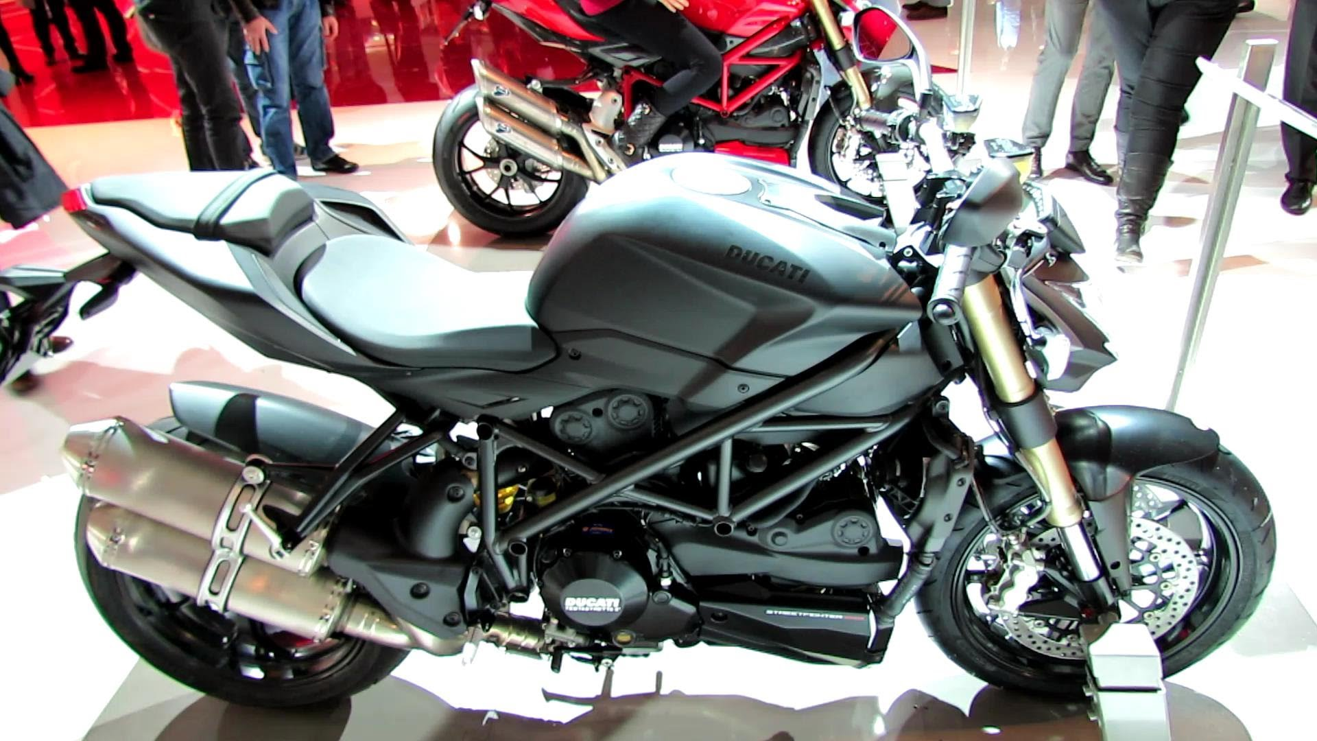 Ducati Streetfighter 848 wallpapers #13421