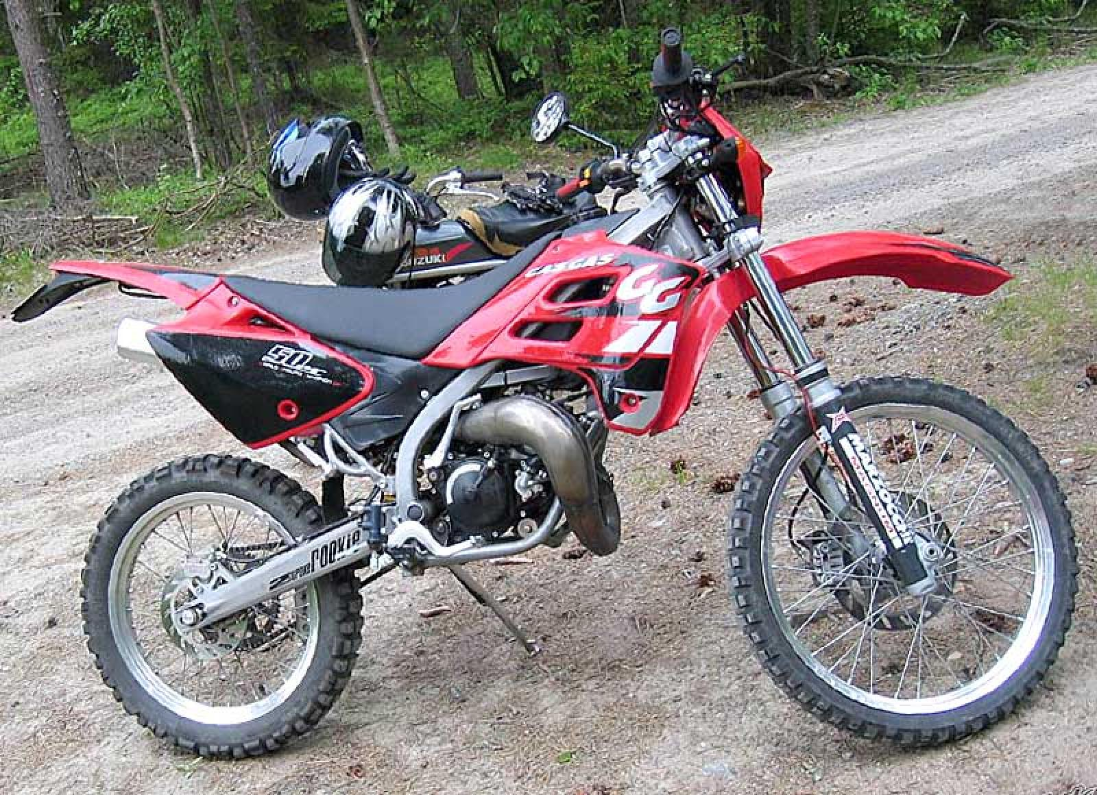 GAS GAS EC 50 Rookie 2002 images #94415
