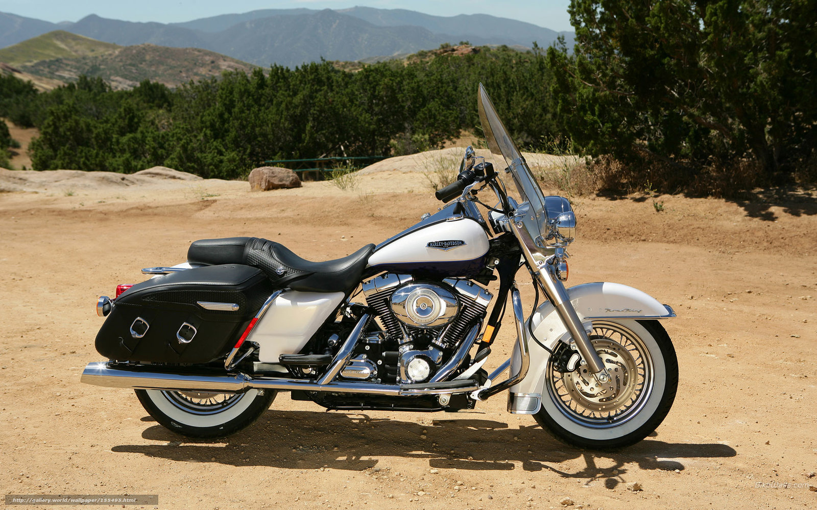 Harley-Davidson FLHRC Road King Classic 2007 pics #115872