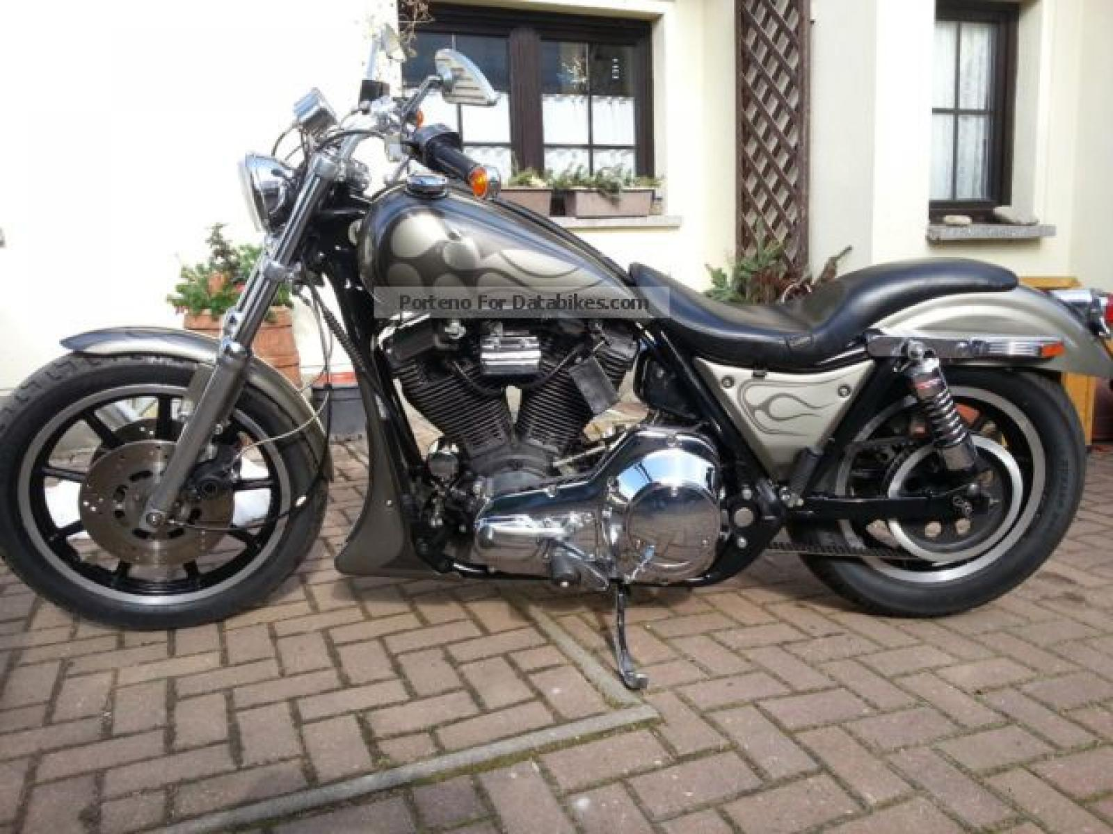 Harley-Davidson FXRS-SP Low Rider Sport pics #29104