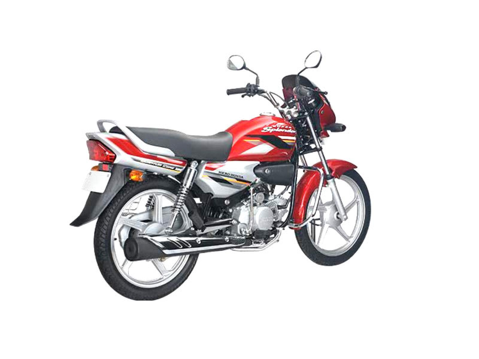 Hero Honda 125 Super Splendor 2008 images #74793