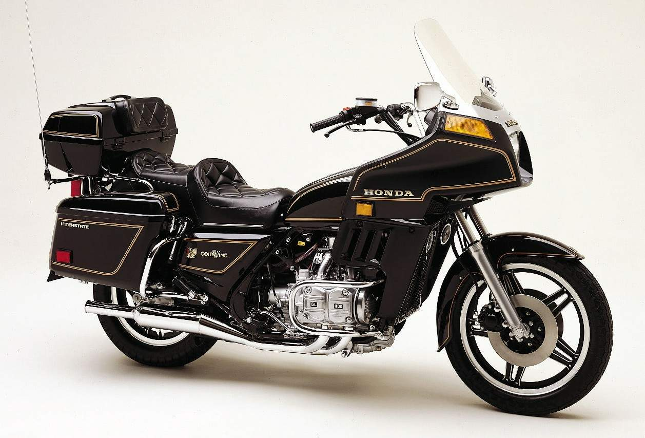 Honda GL 1100 Gold Wing 1982 images #81225