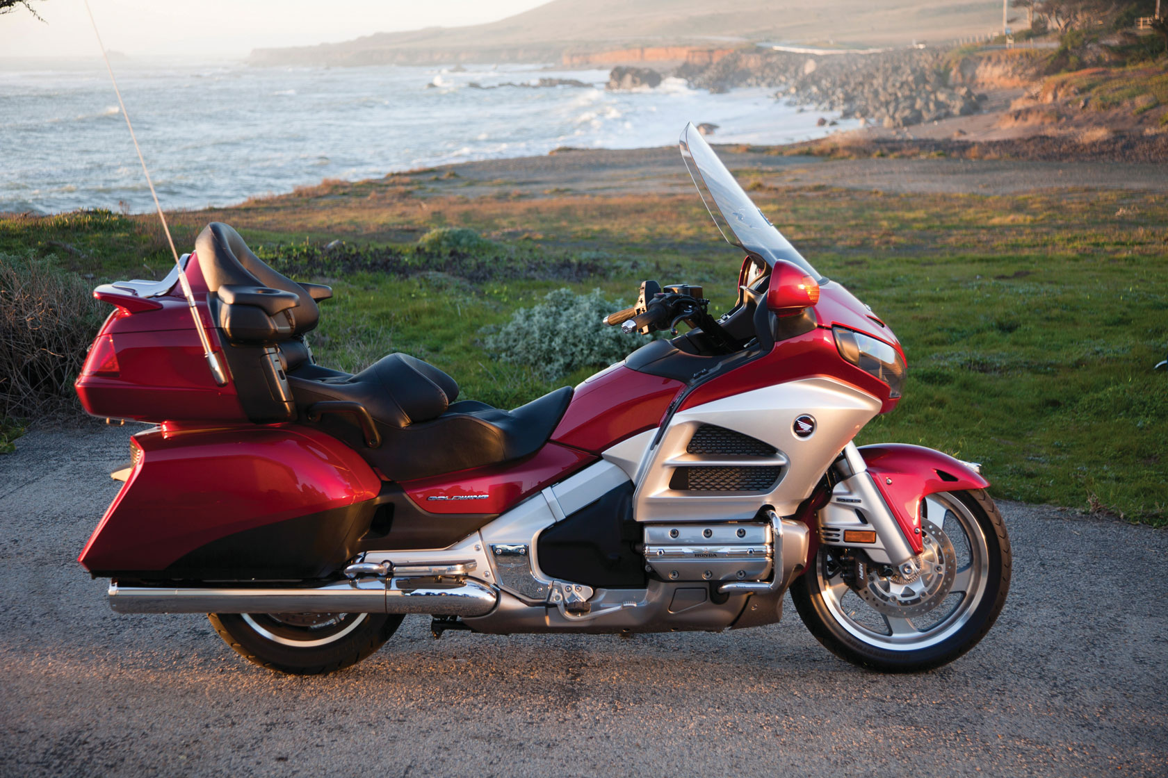 Honda GL 1800 Gold Wing 2004 images #82713
