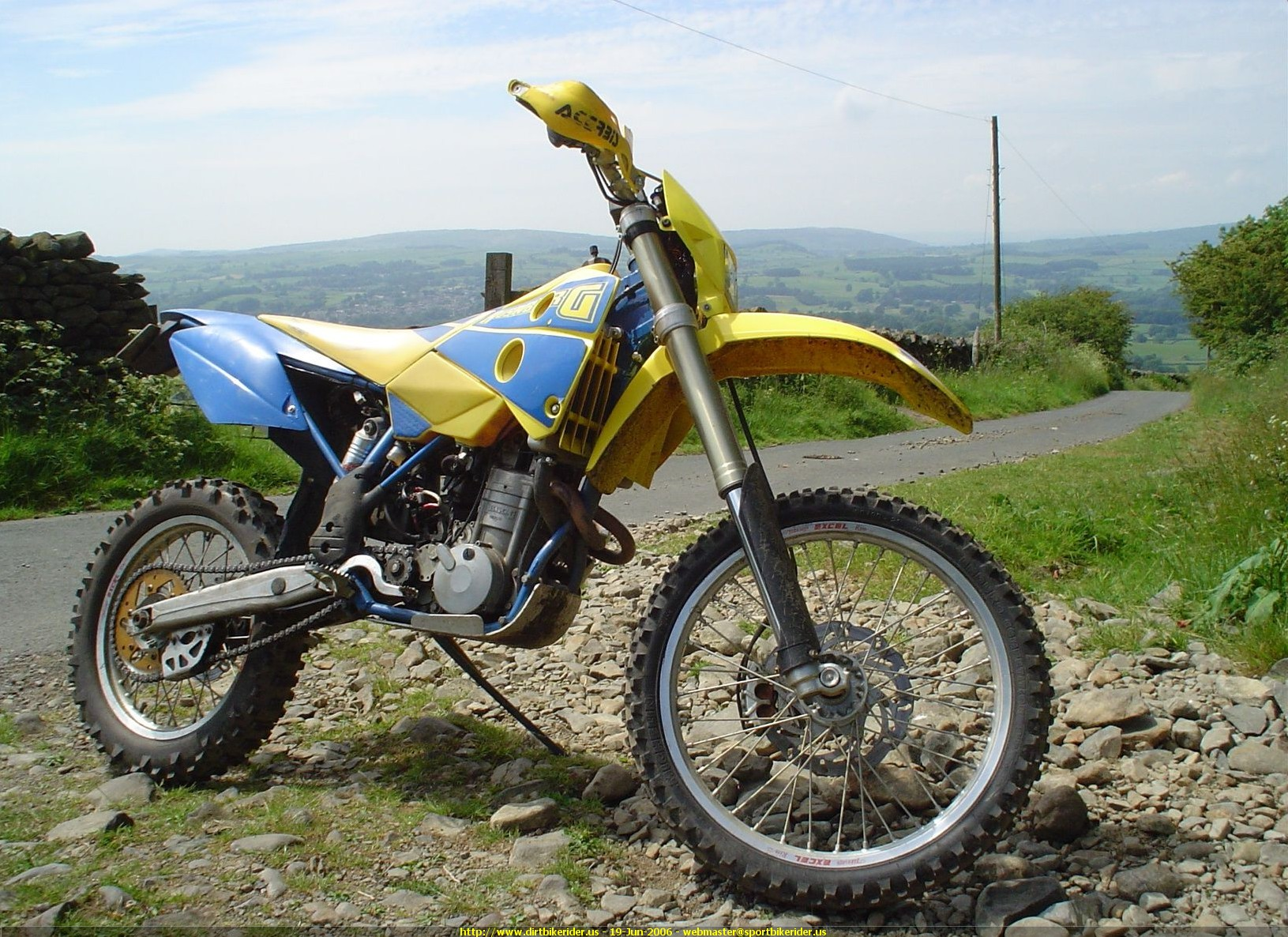 Husaberg FS 400 C wallpapers #137803