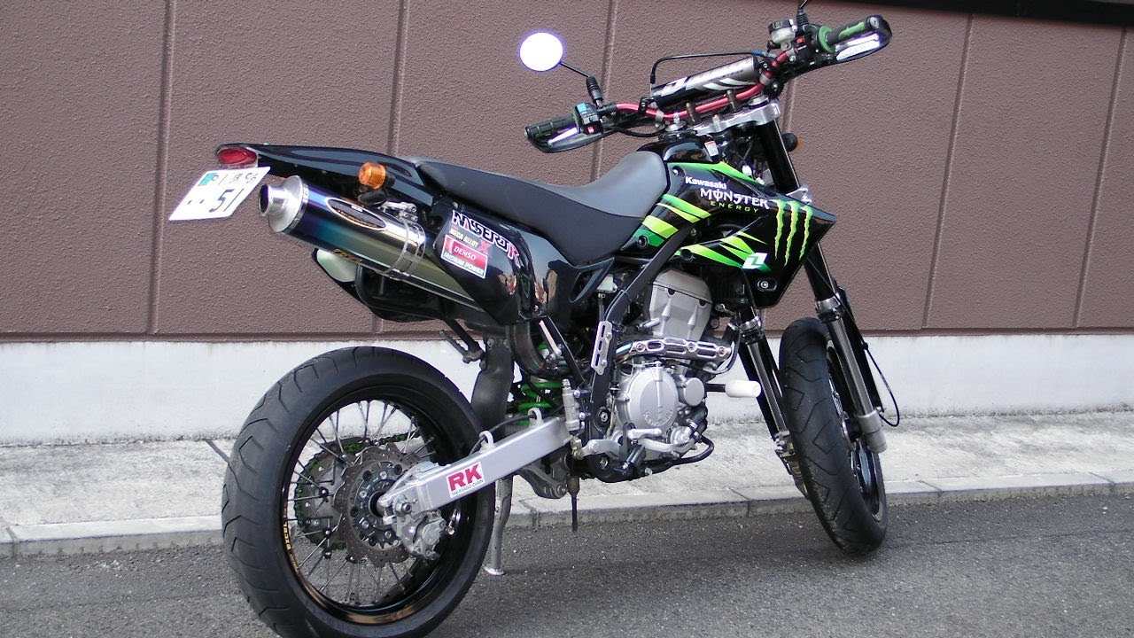 Kawasaki KLX 250 S 2007 wallpapers #142466