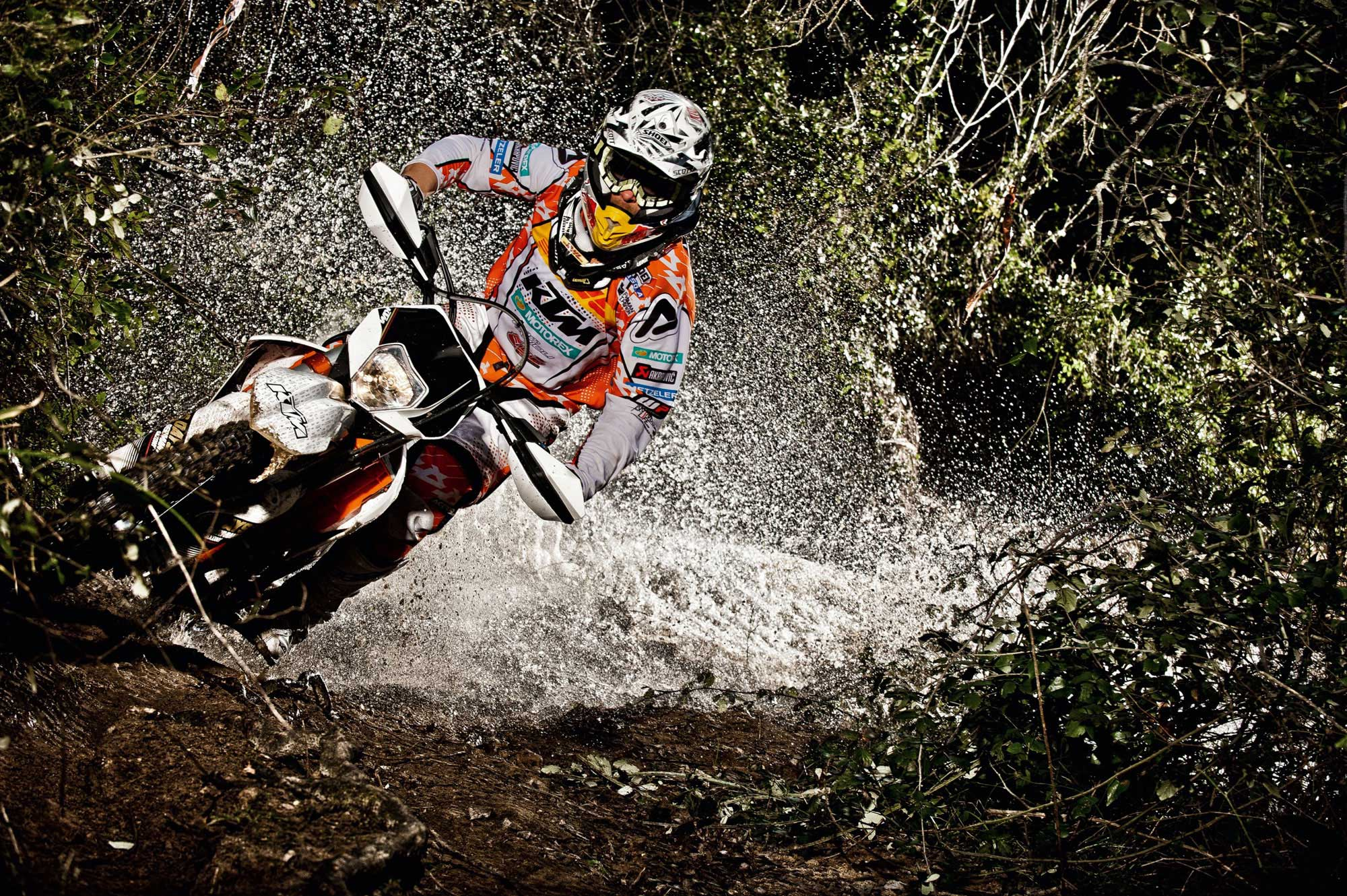 KTM 250 EXC-F SixDays 2011 wallpapers #161309