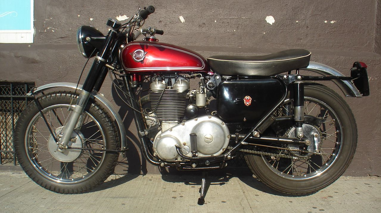 Matchless G 80 K 1989 images #104113