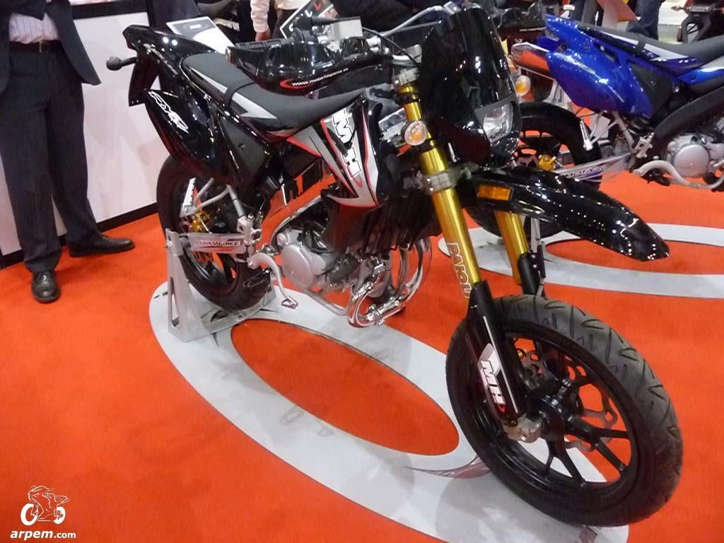 Motorhispania Ryz 50 Urban Bike 2007 images #112410
