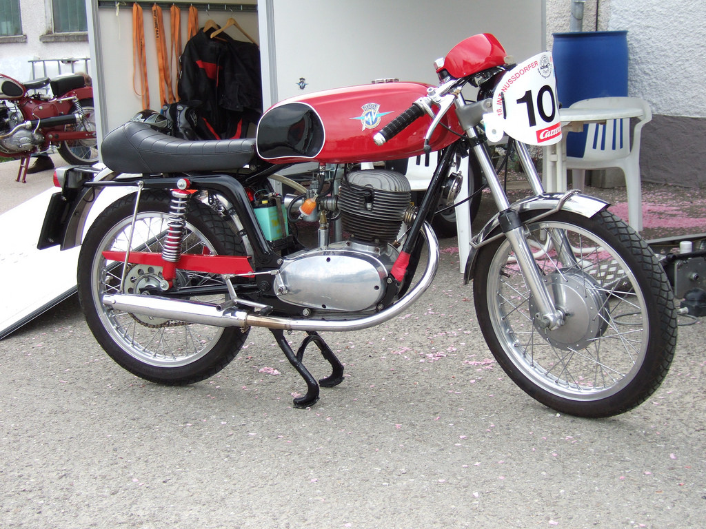 MV Agusta 150 RSS 1971 images #113296