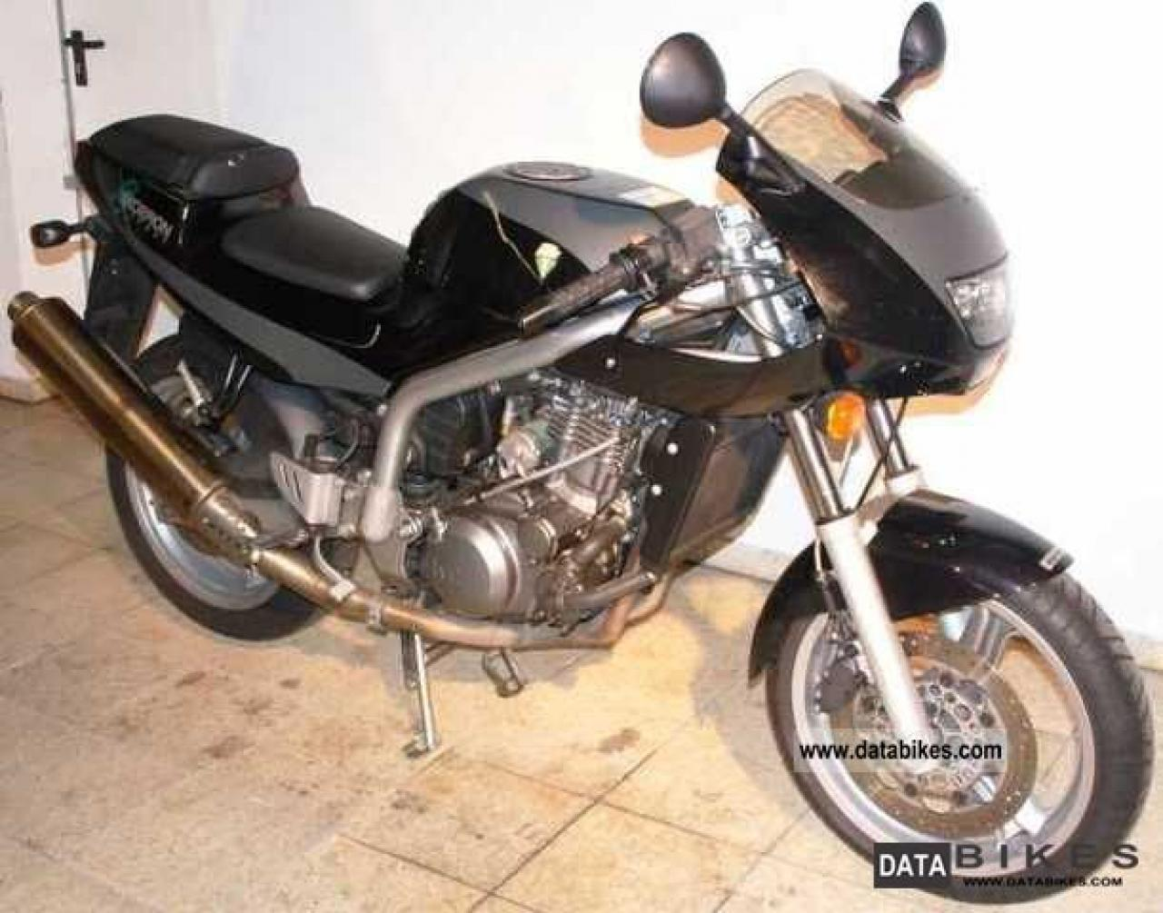 MZ Skorpion 660 Sport 1995 images #116466