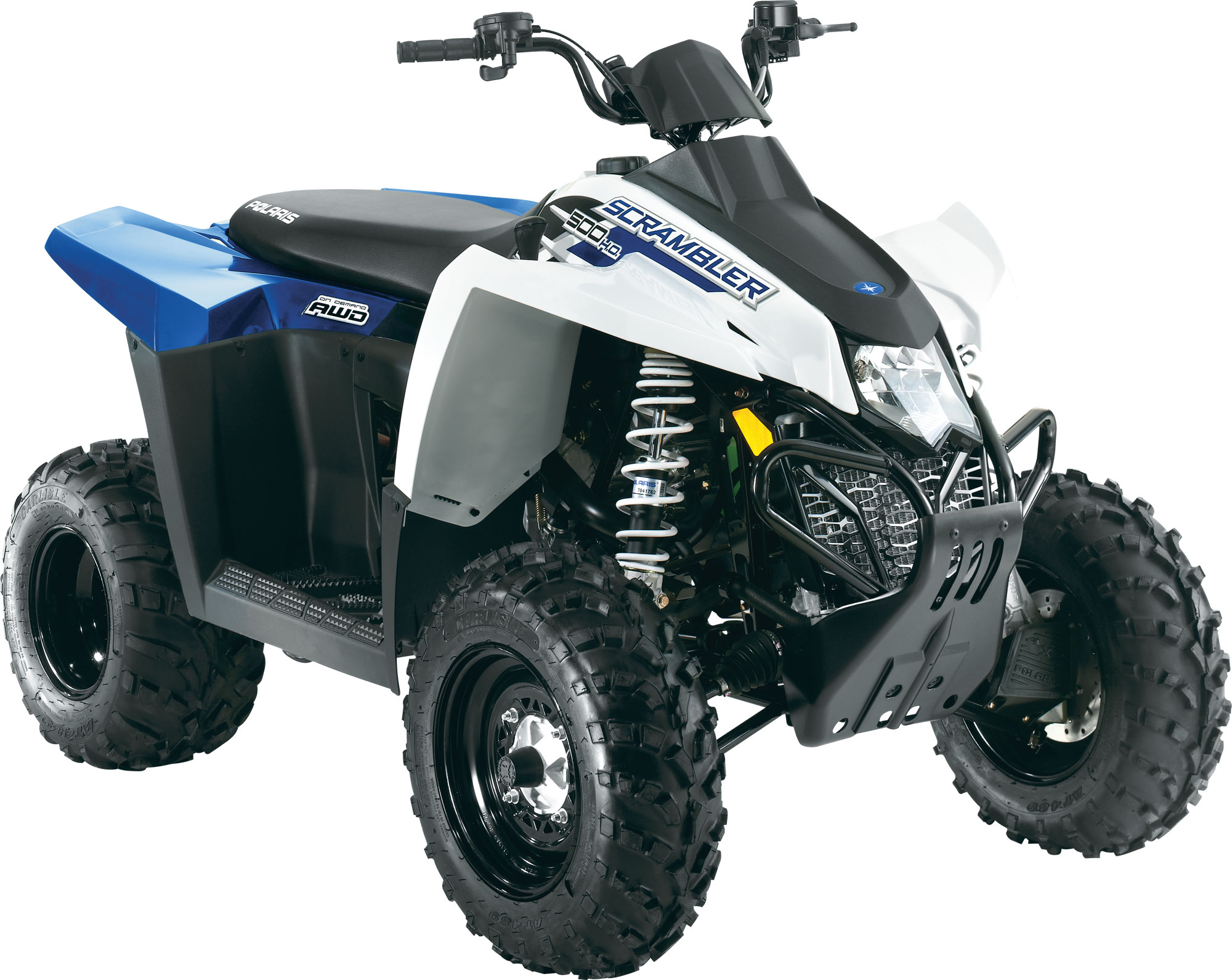 Polaris Scrambler 500 2008 images #121287