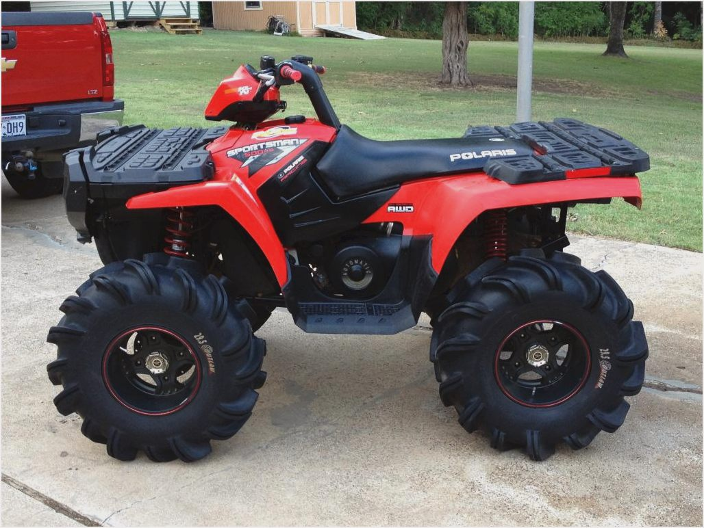 Polaris Sportsman 600 wallpapers #140981