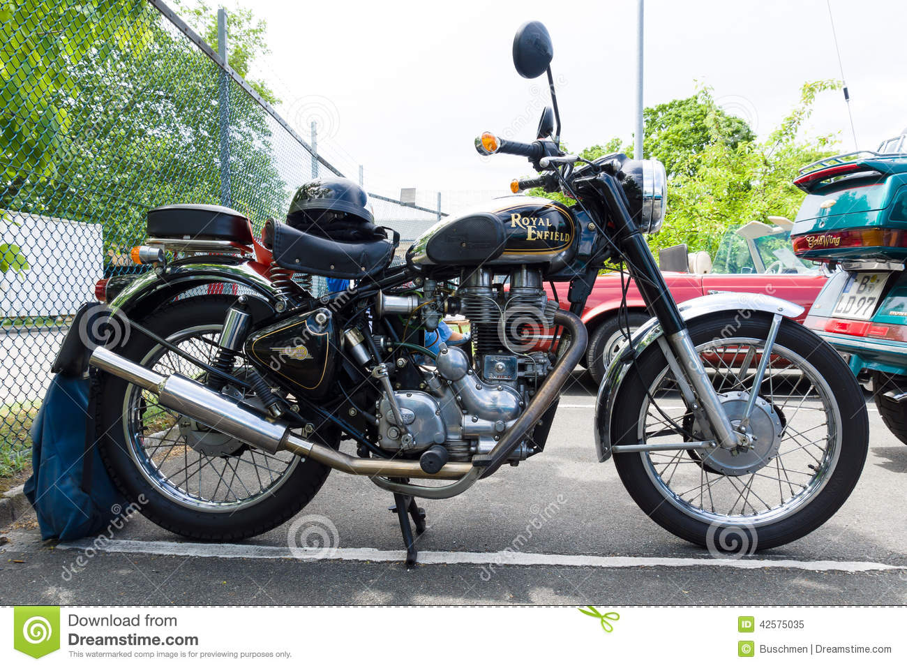 Royal Enfield Bullet 500 Classic 2008 images #127688