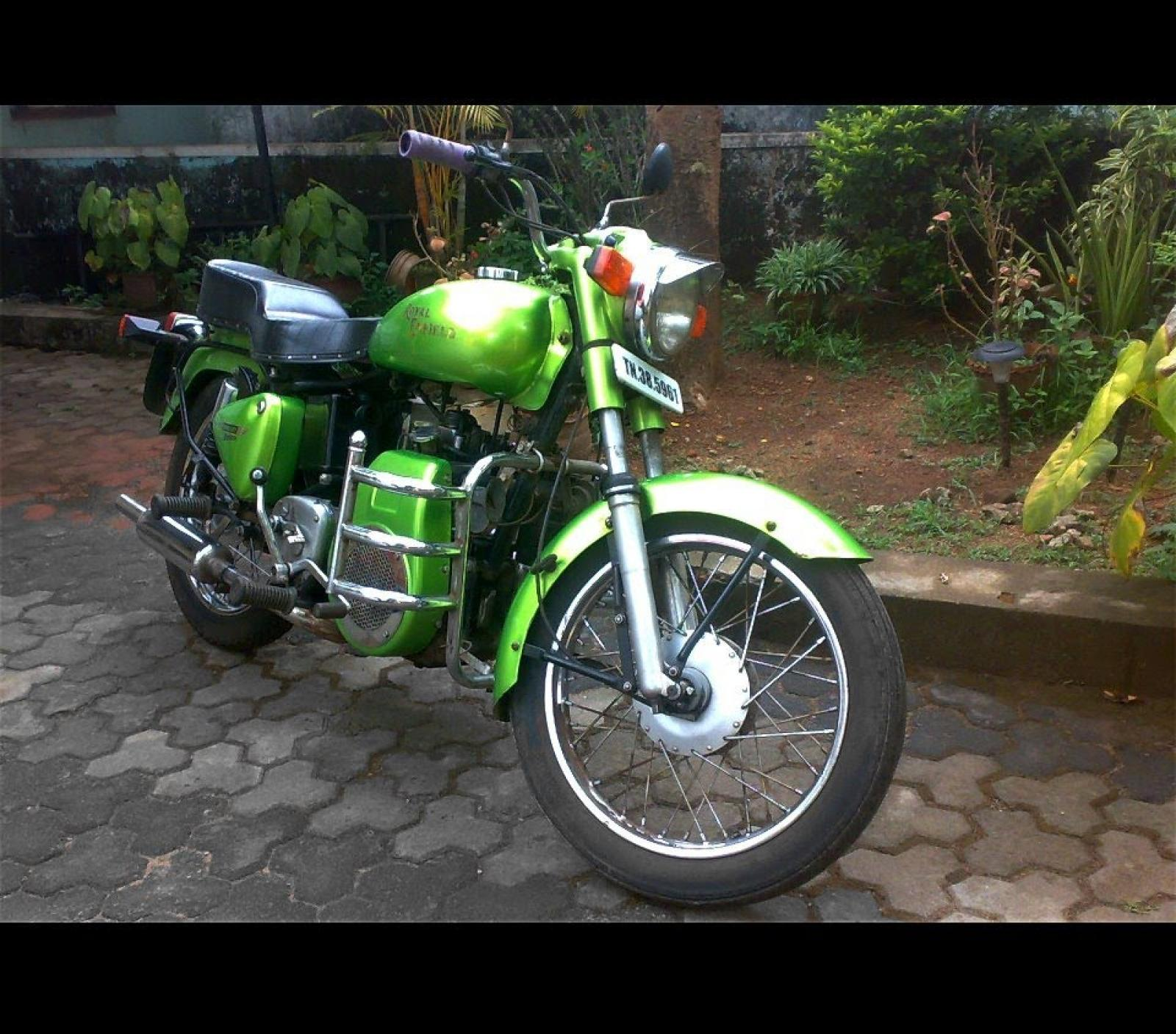 Royal Enfield Diesel 1997 images #122862