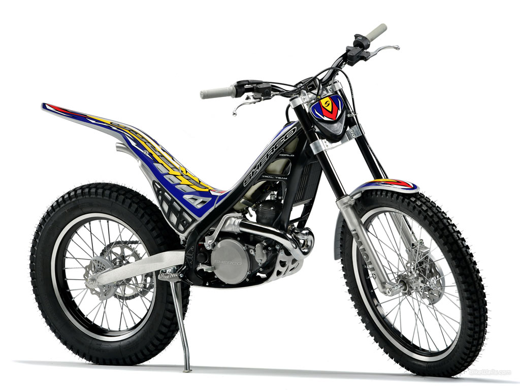 Sherco 125 Enduro Shark Replica images #124649