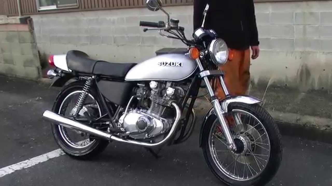 Suzuki Gs 400 Pics Specs And List Of Seriess By Year
