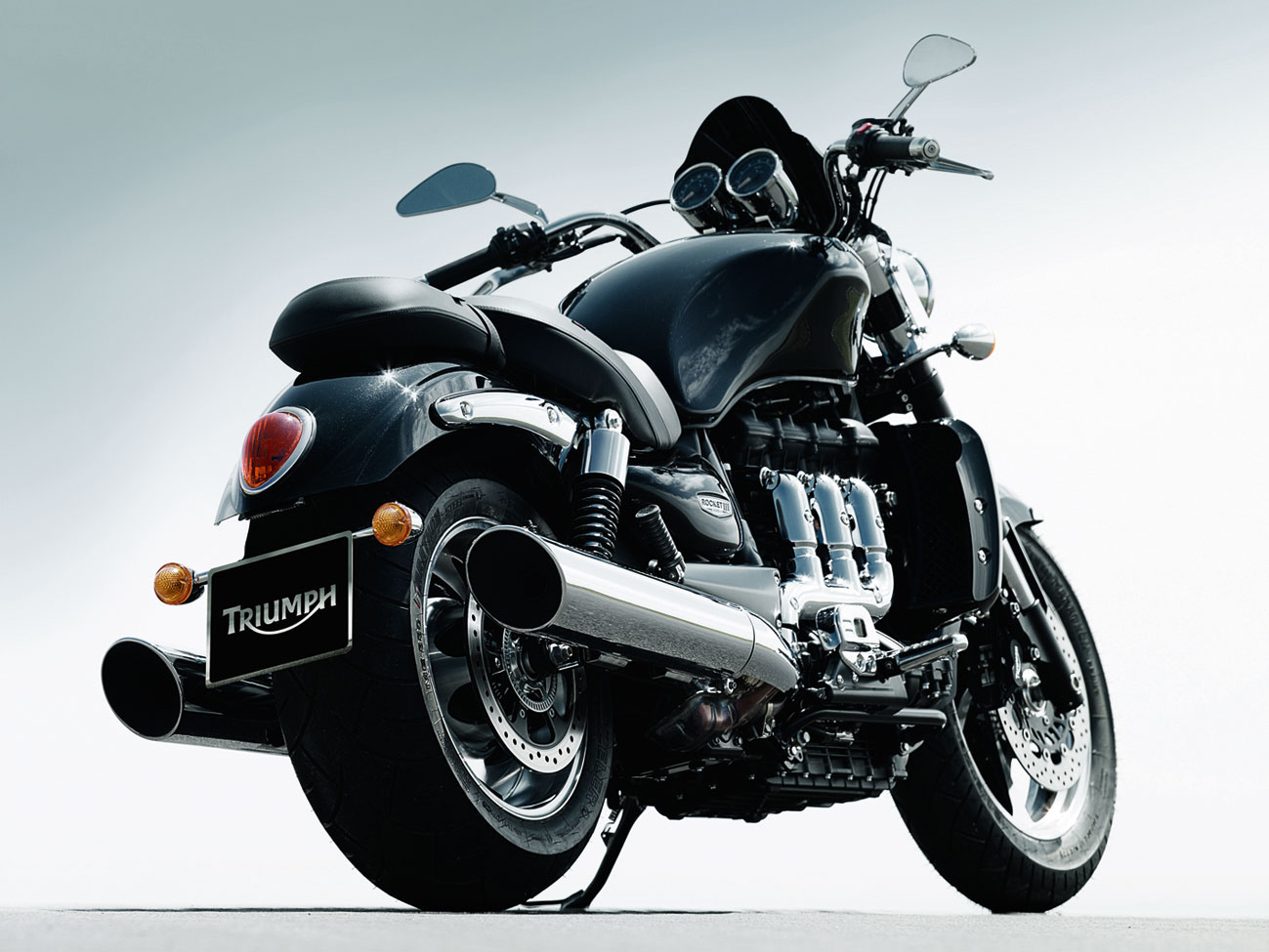 Triumph Rocket III Touring wallpapers #130767
