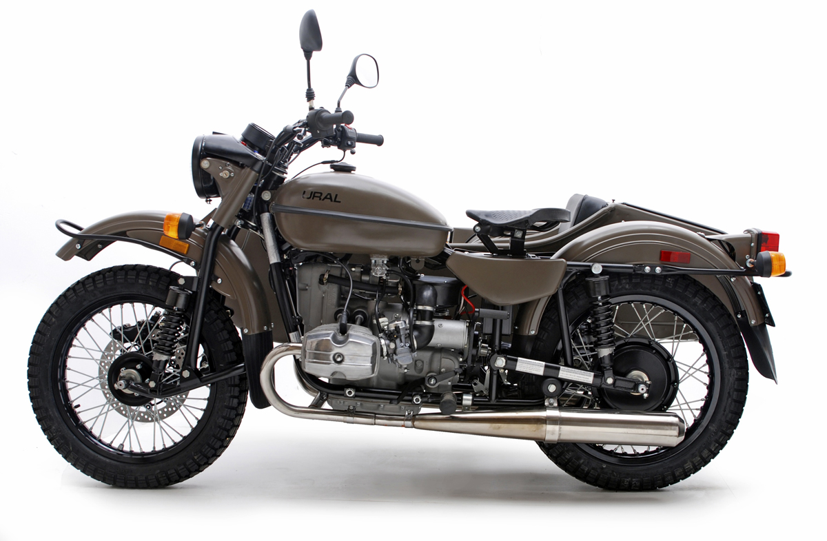 Ural Classic 2001 wallpapers #163790