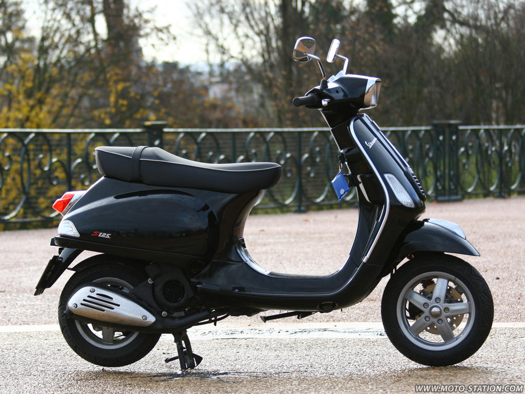 Vespa S College 2T 2011 wallpapers #131859