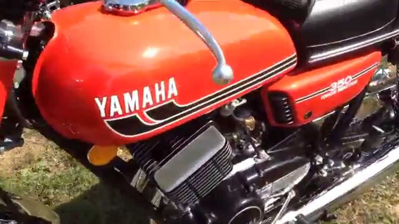 Yamaha RD 50 1974 wallpapers #135526