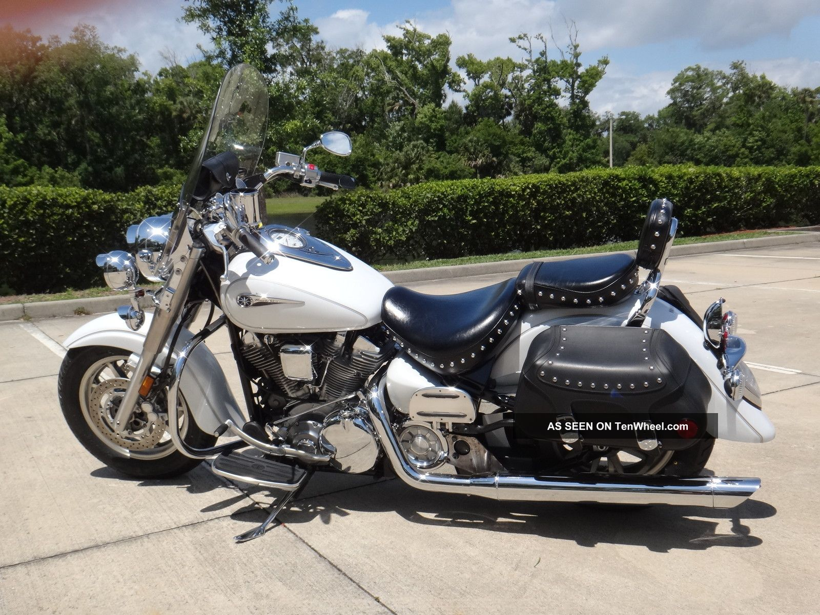 Yamaha Road Star Midnight Warrior 2010 pics #152683