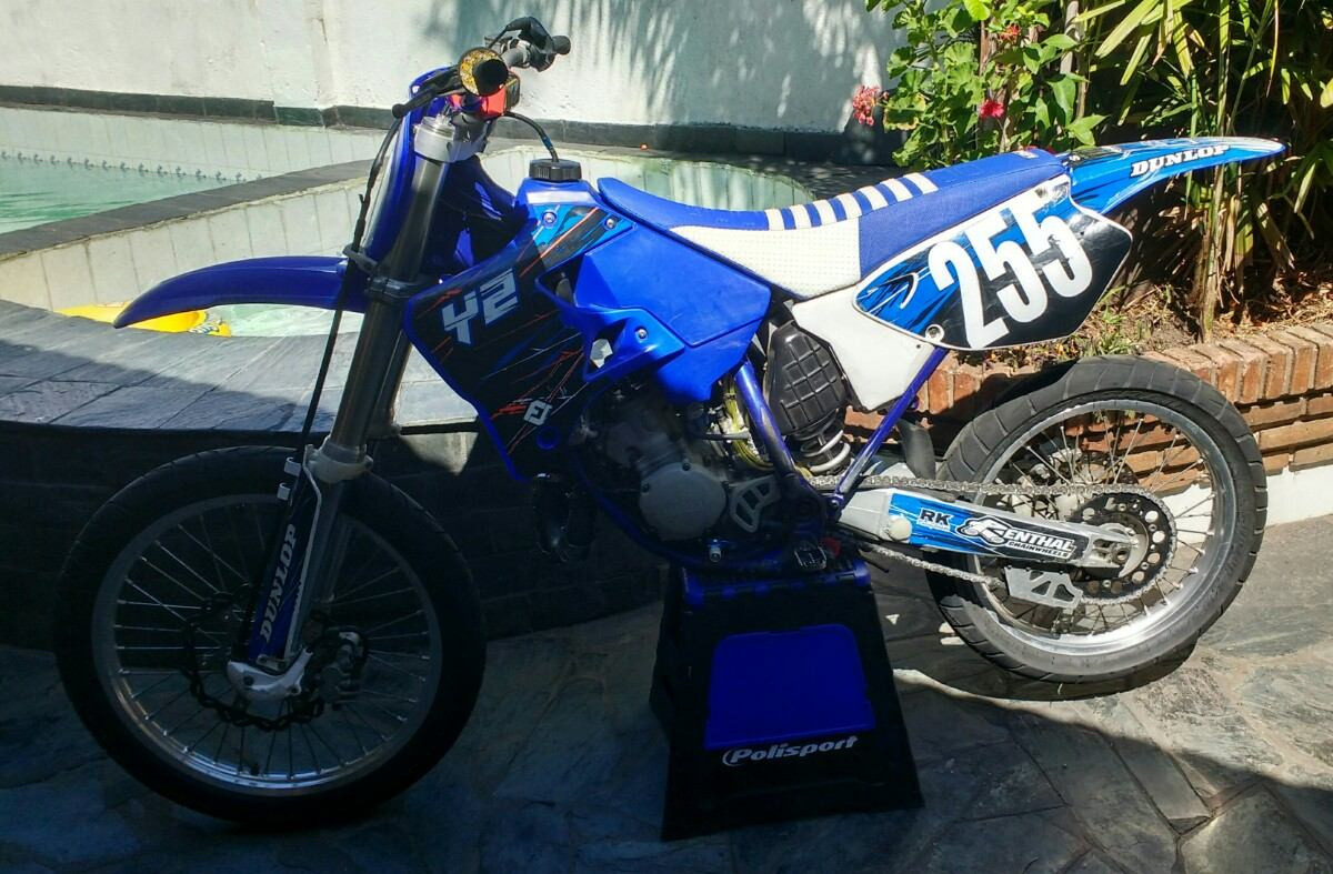 My 2000 yz 125 review - YouTube