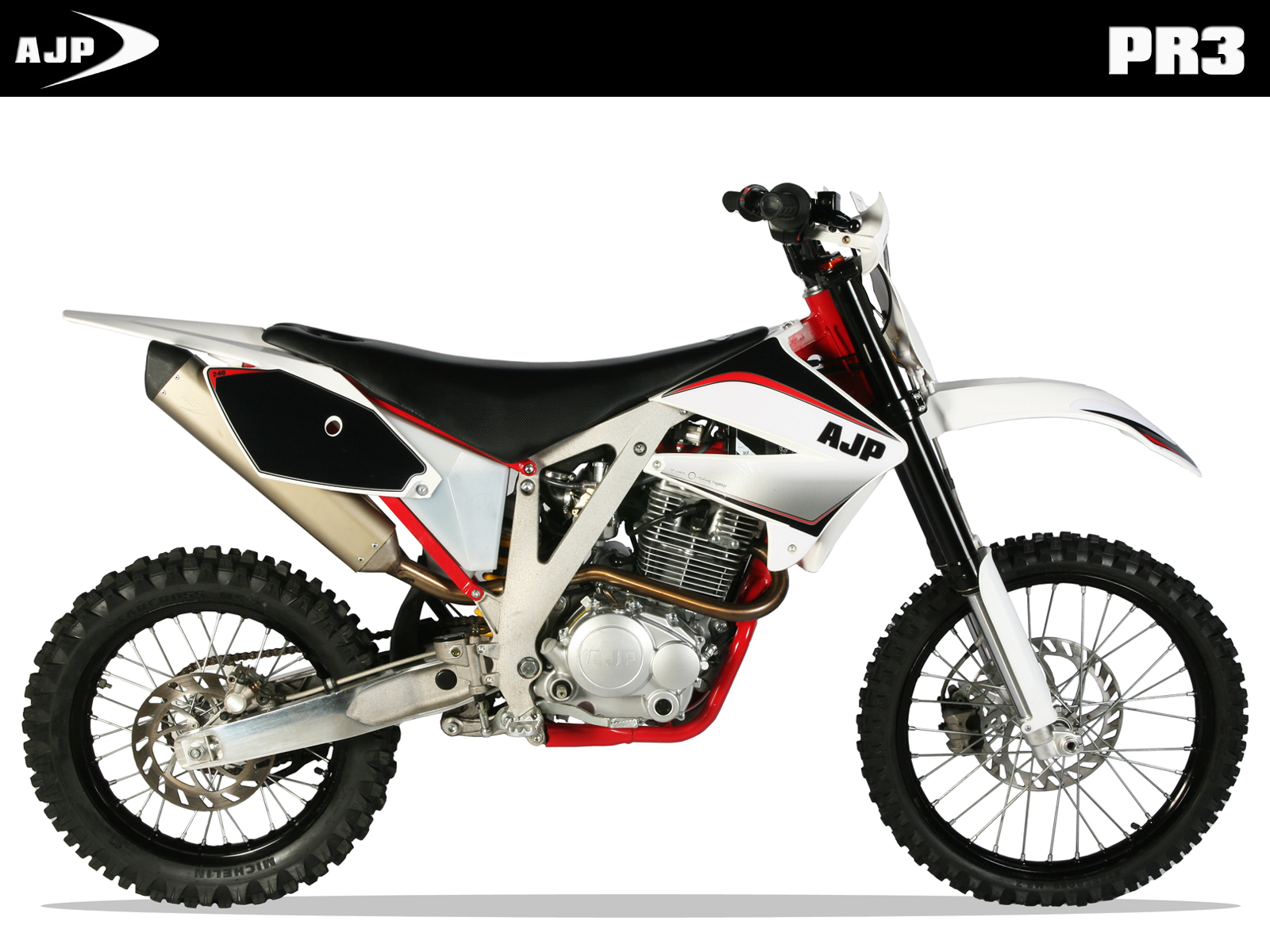 AJP PR4 200 Supermoto images #155854