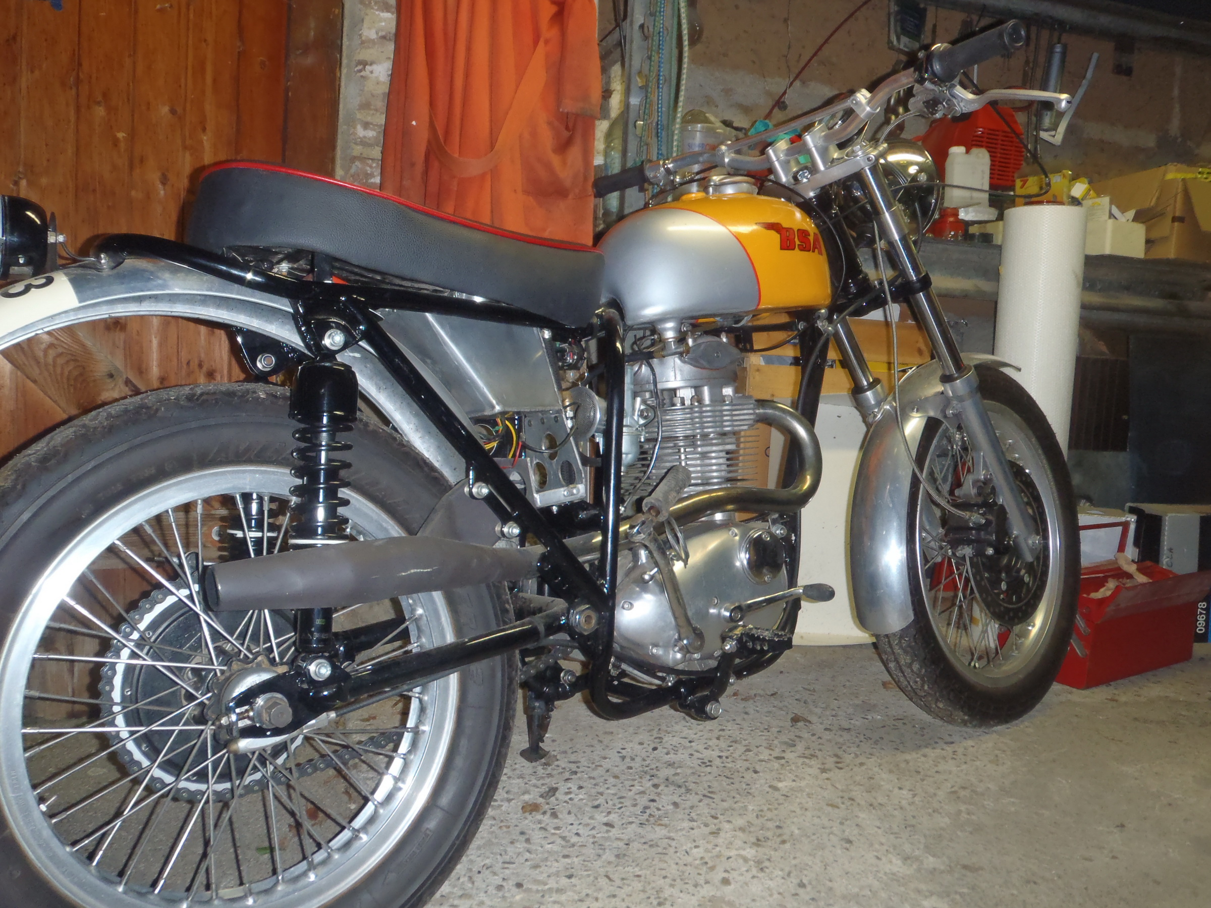 BSA Victor 500-Trail (B-50T) images #65693