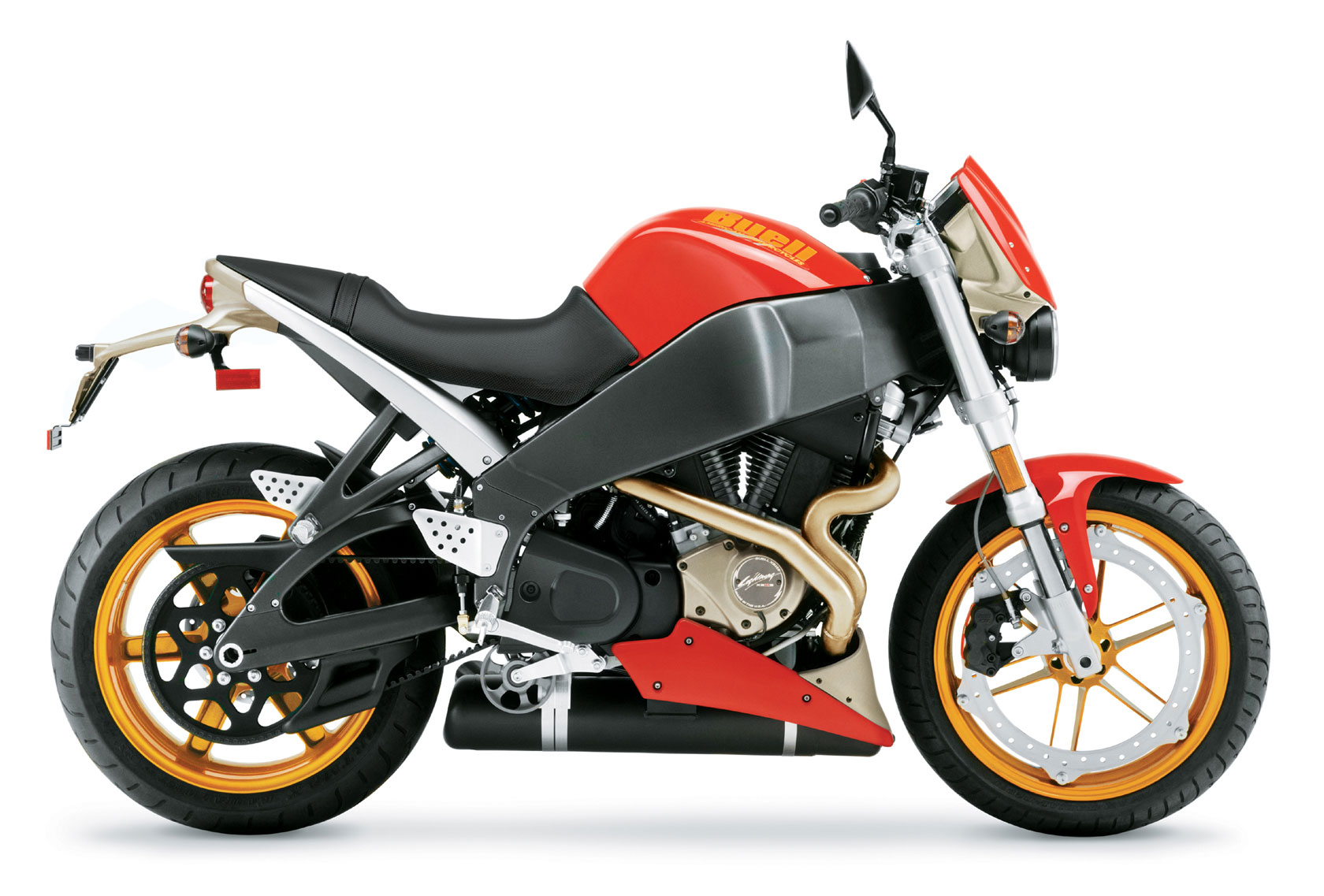Buell Lightning XB12S 2004 images #93919