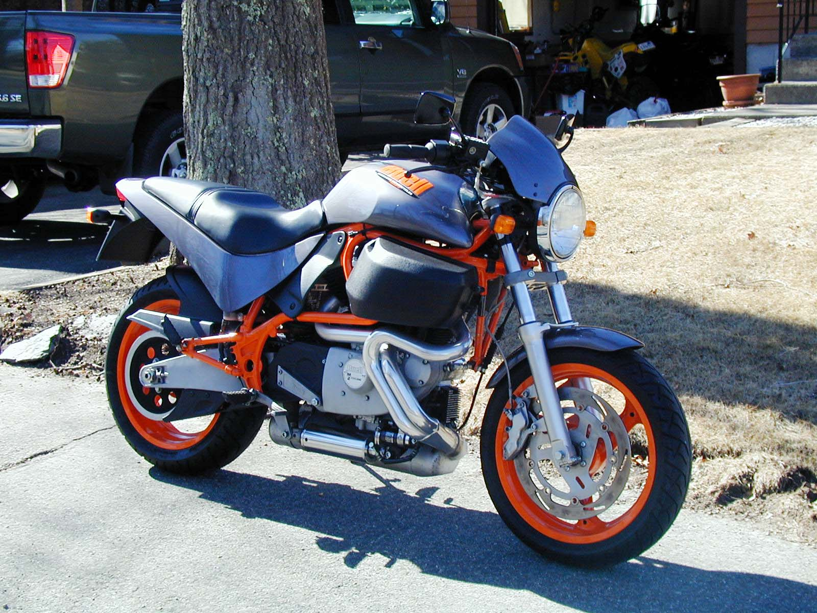 Buell M2 Cyclone images #66190
