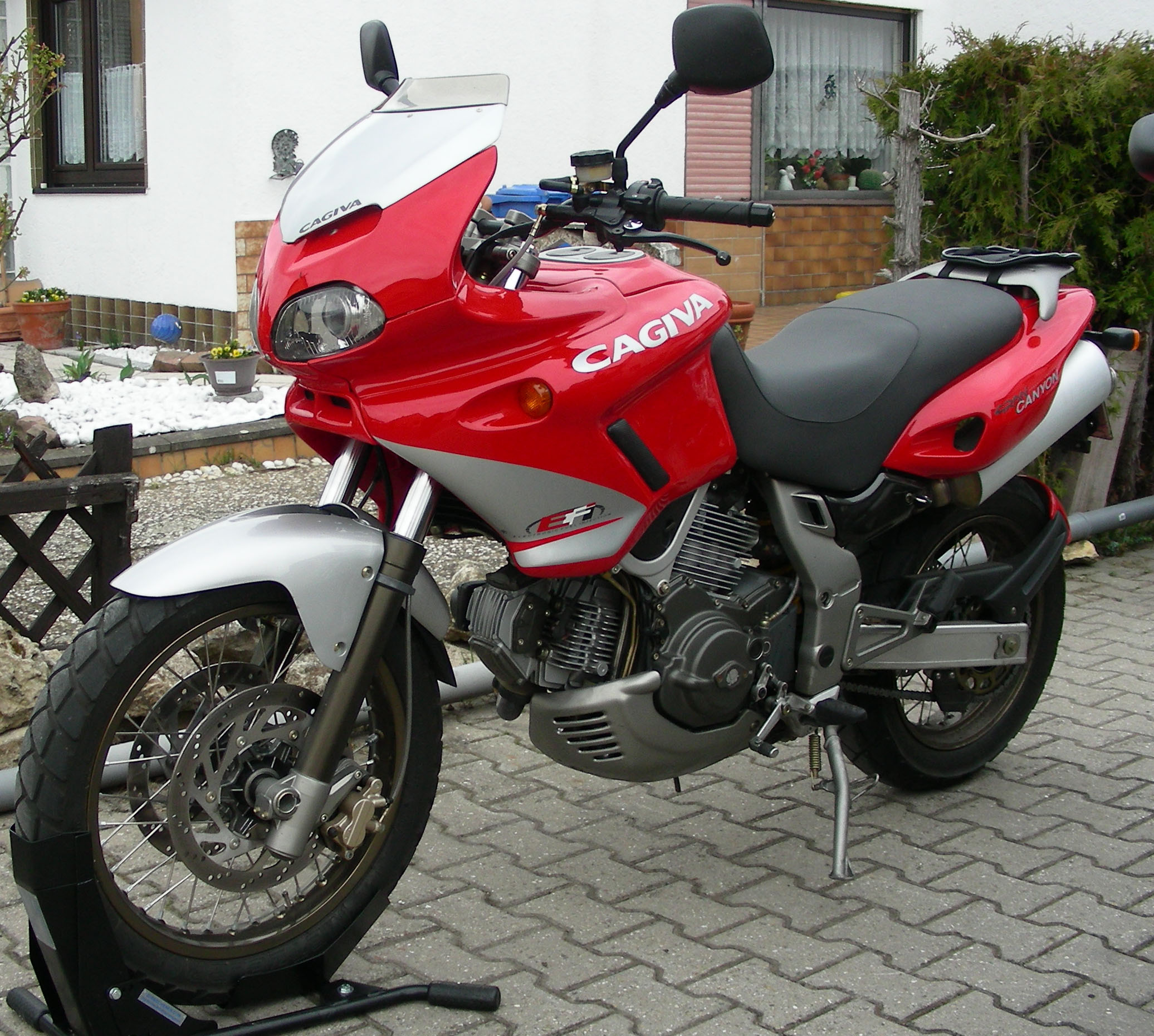 Cagiva Grand Canyon 1997 images #67282