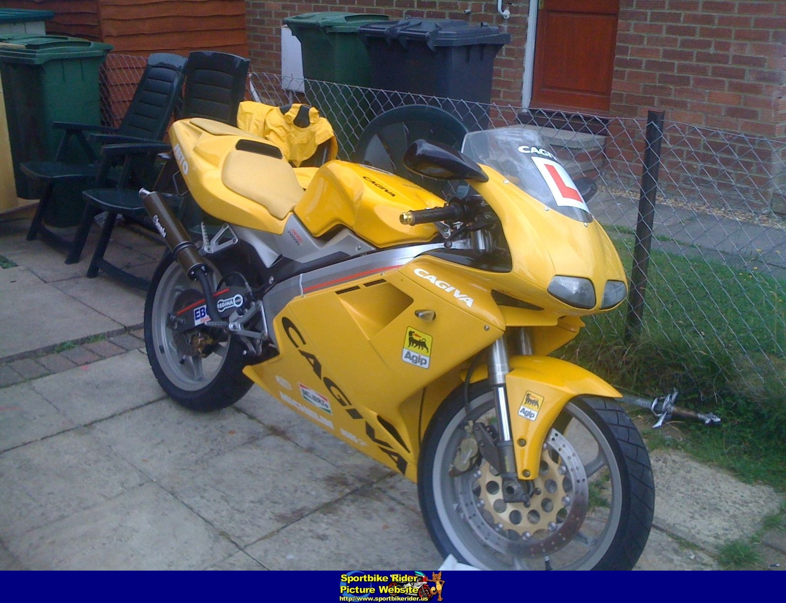 Cagiva Planet 125 1999 images #67377
