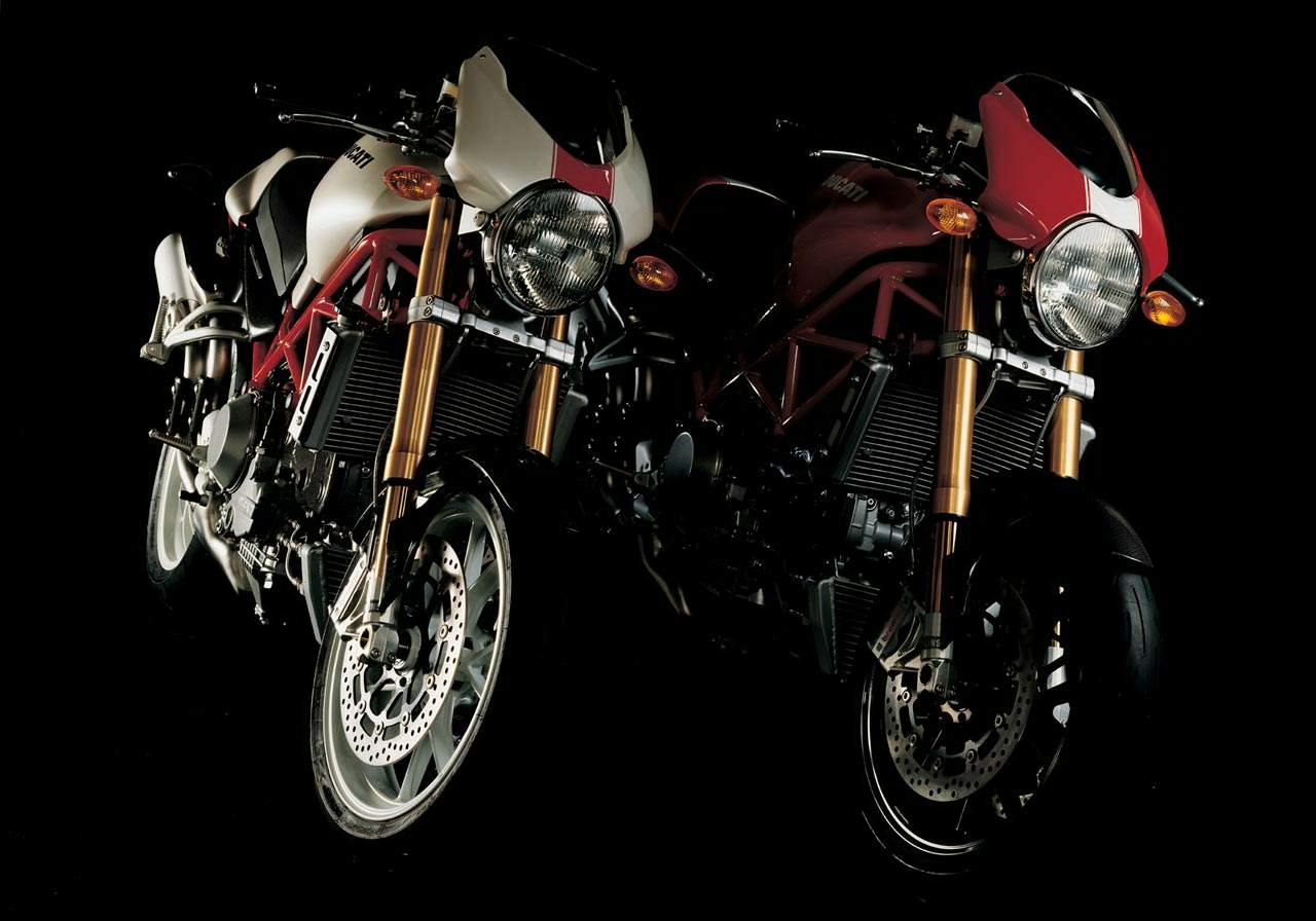 Ducati Monster S4R wallpapers #149112