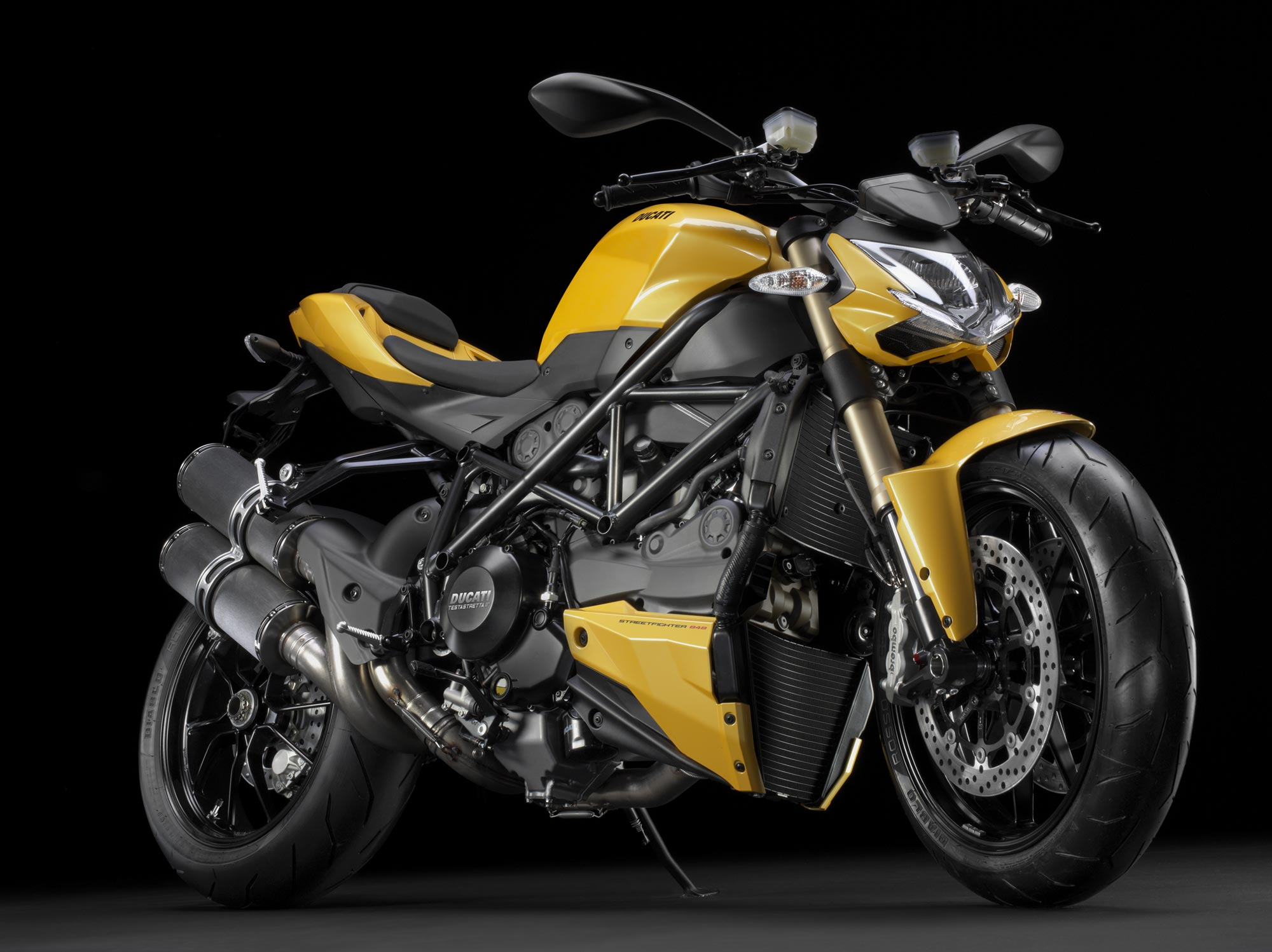 Ducati Streetfighter 848 wallpapers #13422