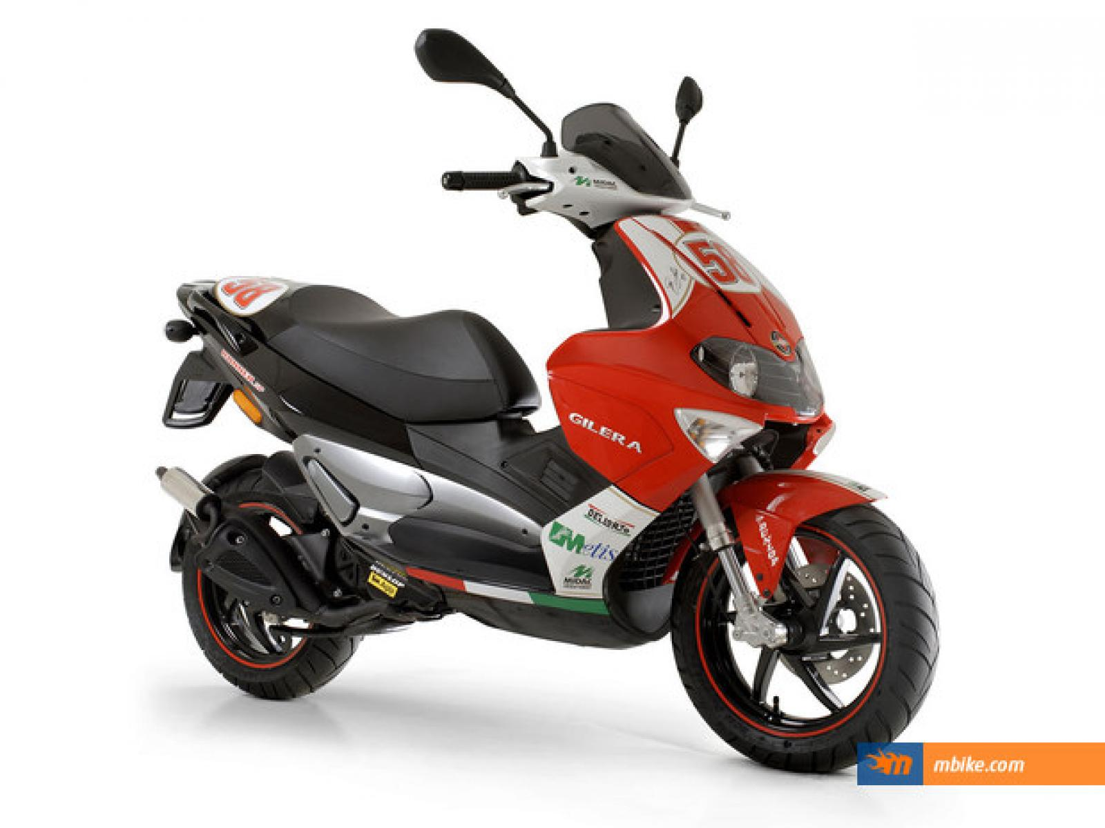 Gilera Runner Racing Replica 2006 images #96203