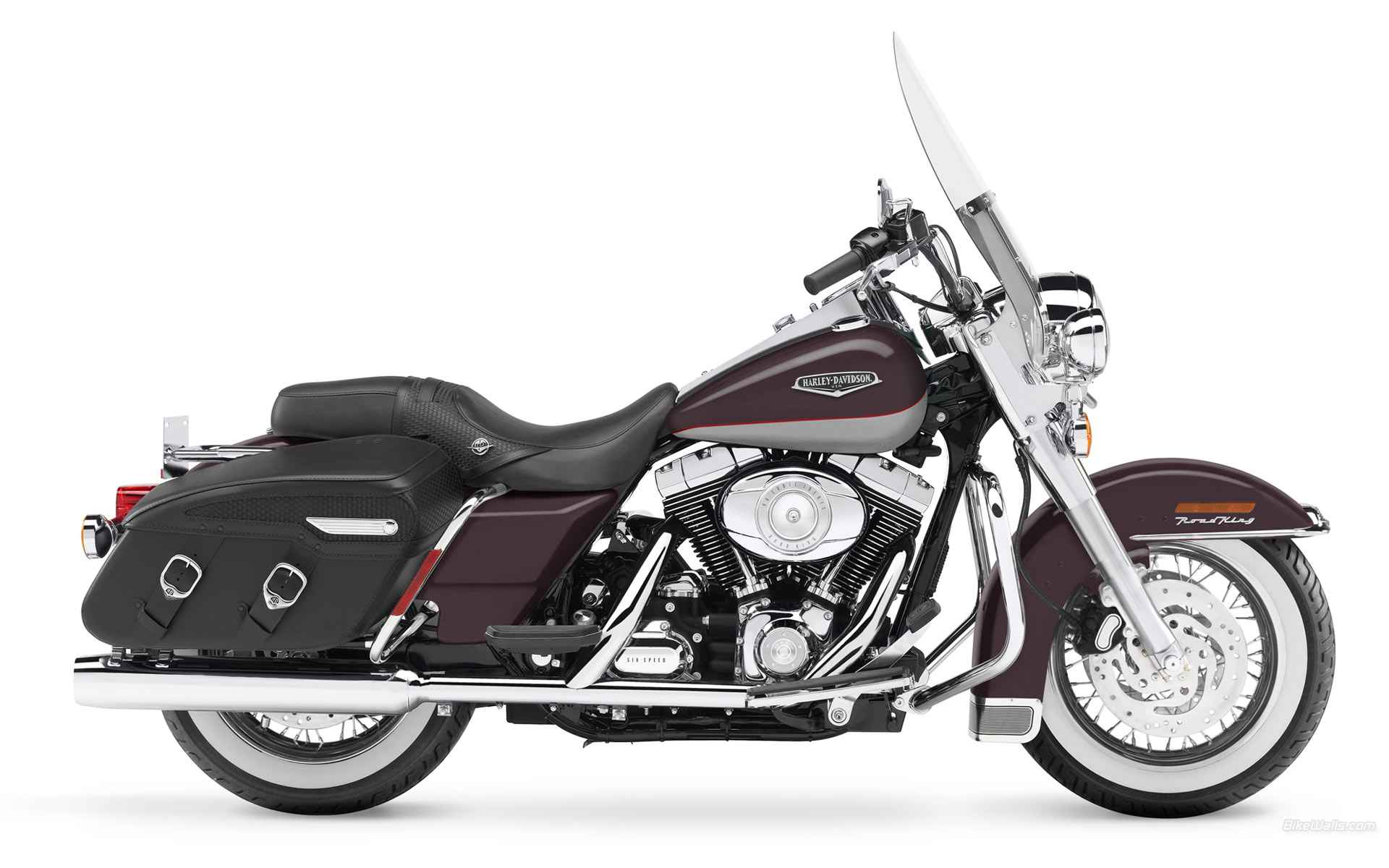 Harley-Davidson FLHRC Road King Classic pics #115873