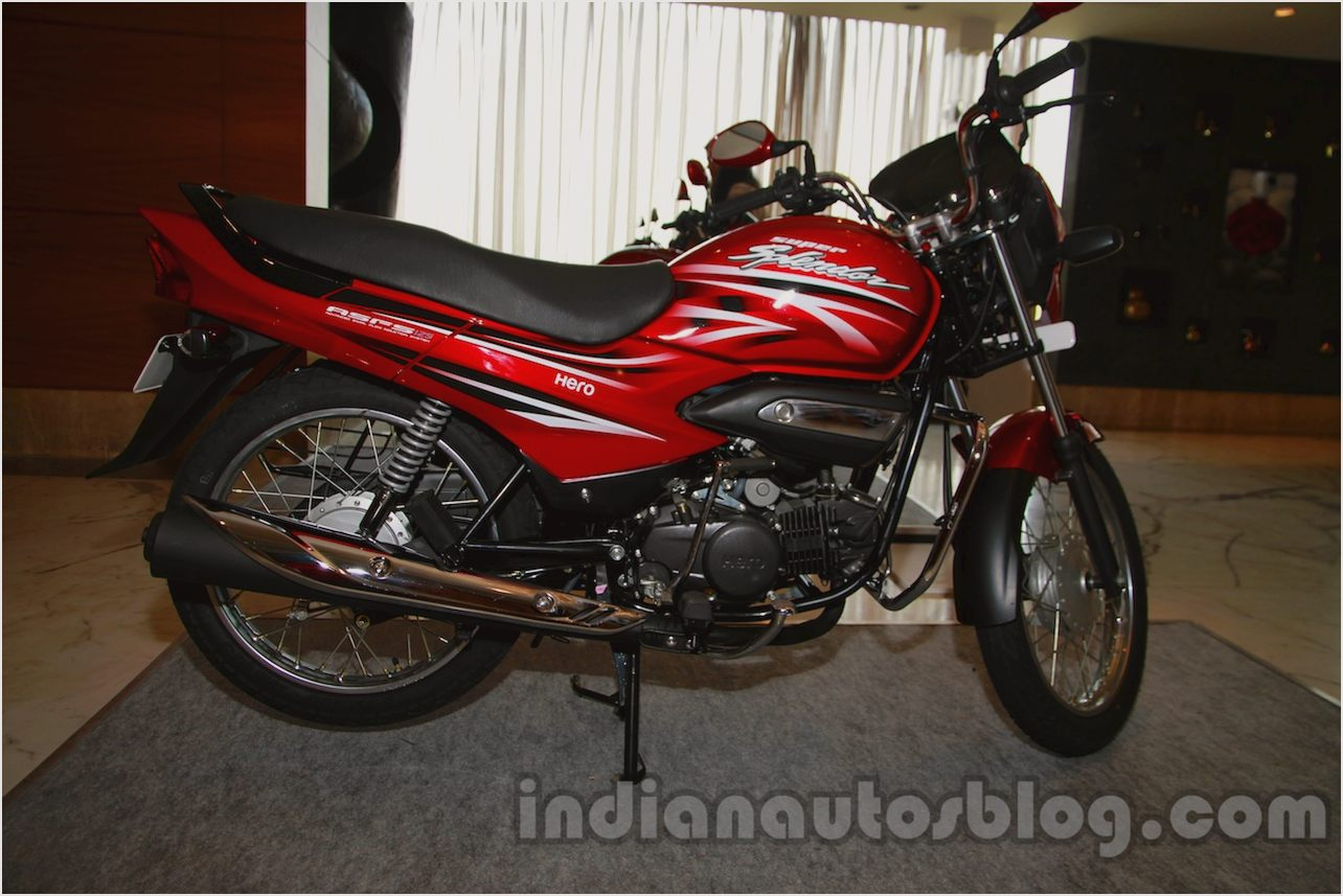 Hero Honda 125 Super Splendor 2008 images #74794