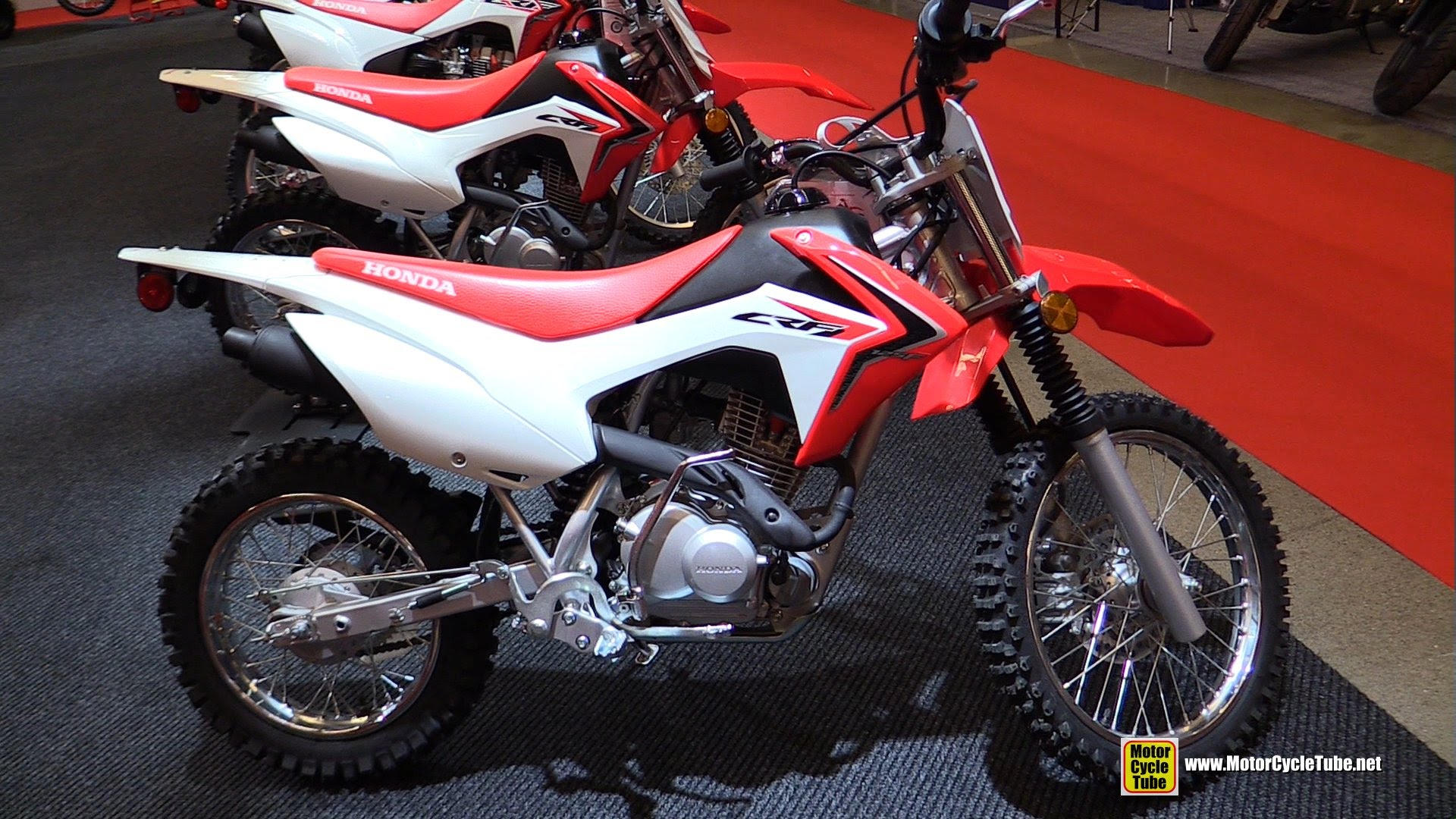 honda crf 125 f pics specs and list of seriess by year. Black Bedroom Furniture Sets. Home Design Ideas