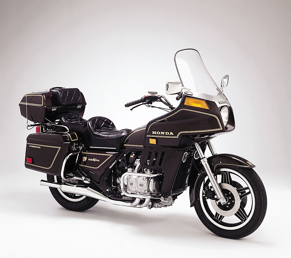 Honda GL 1100 Gold Wing 1982 images #81226
