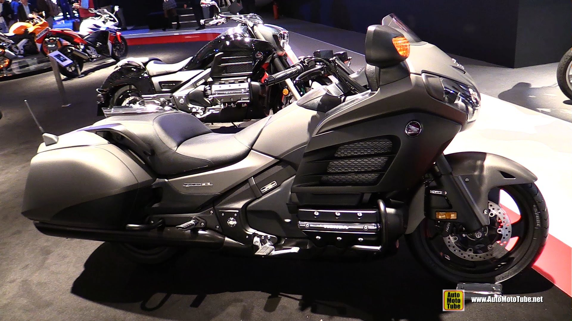 Honda Gold Wing F6C 2015 images #83207