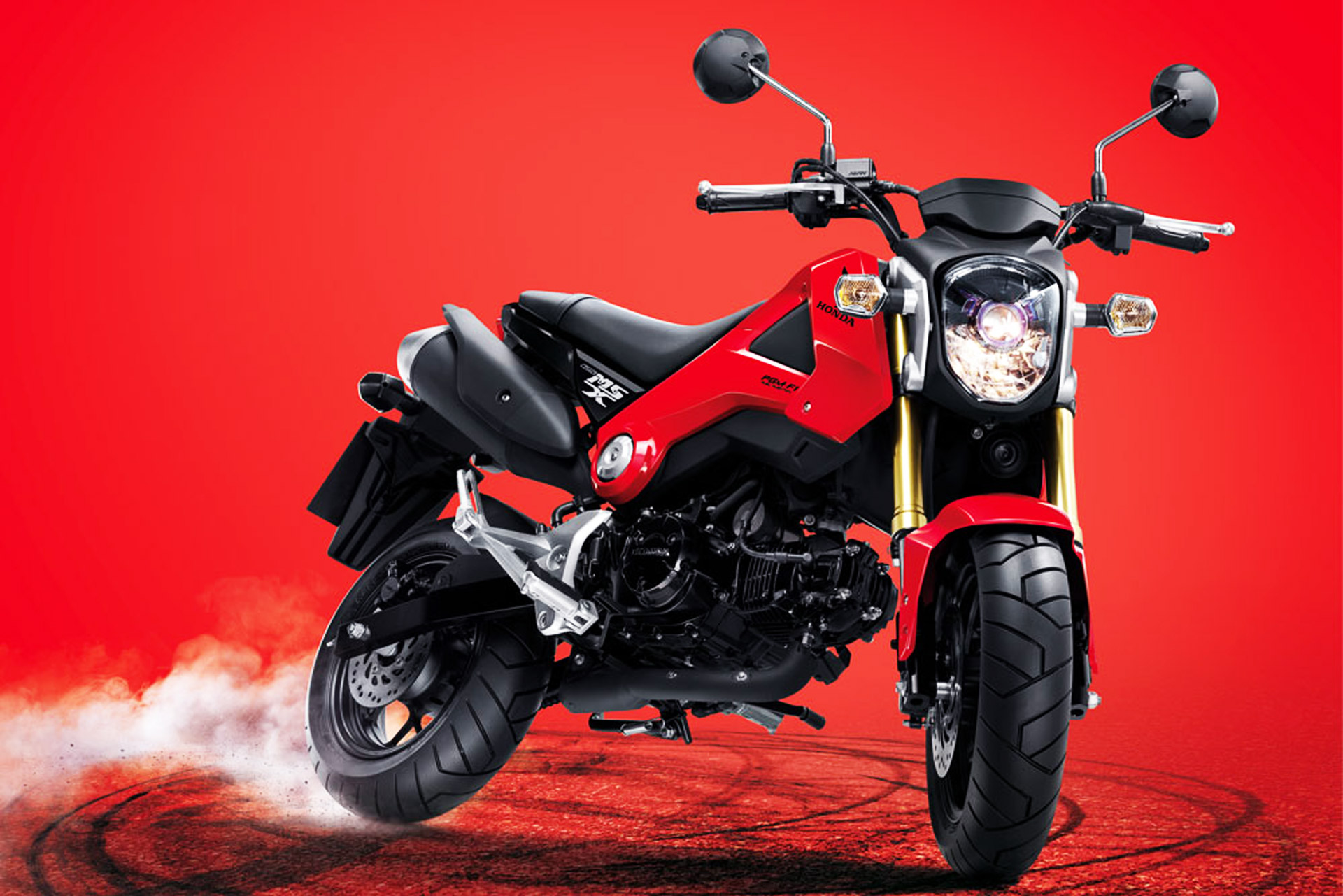 Honda MSX125 wallpapers #134239